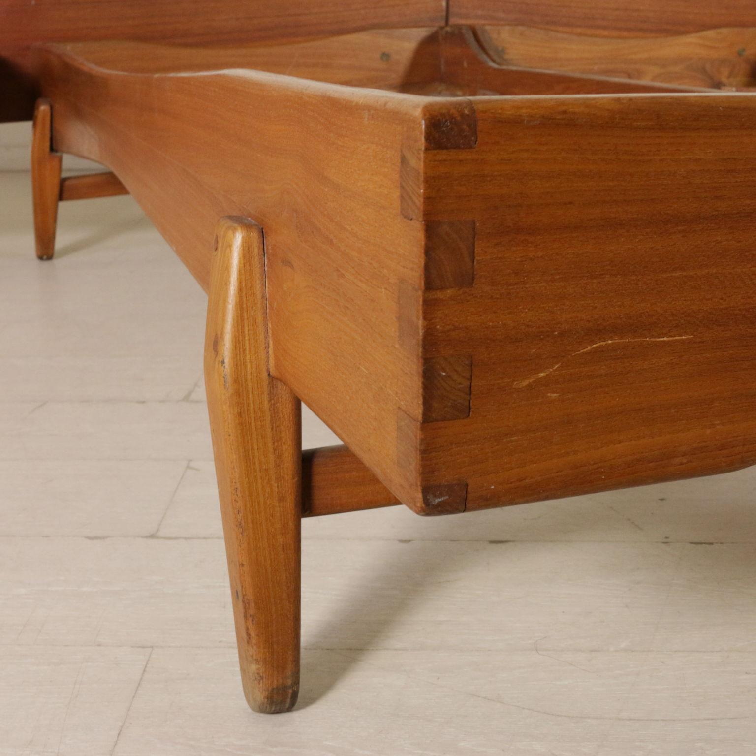 Bett 60er Jahre - Einrichtungsgegenstände - Modernes design ...
