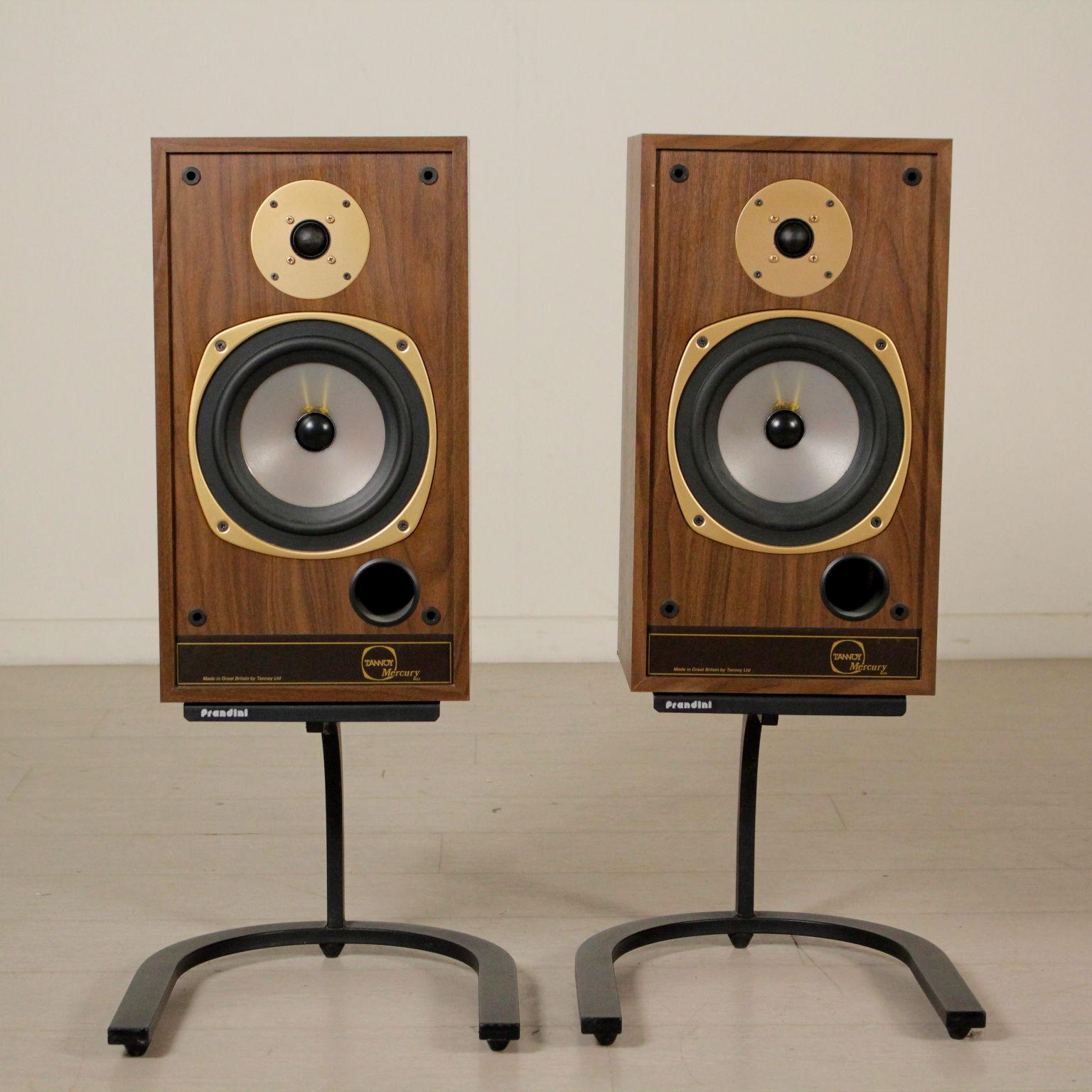 Tannoy speakers electronics modern design - Casse acustiche design ...