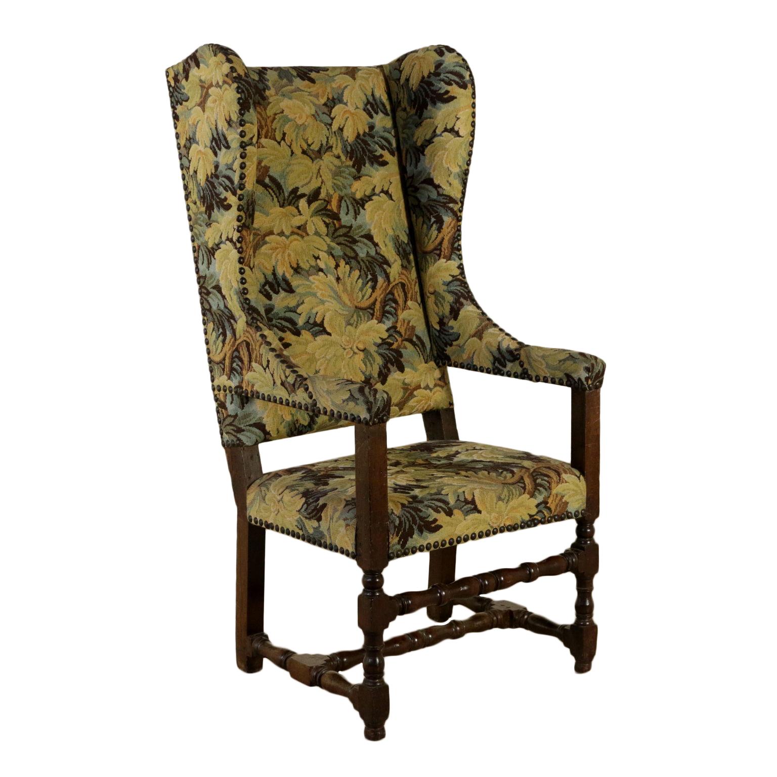 Poltrona bergere sedie poltrone divani antiquariato for Poltrone sedie