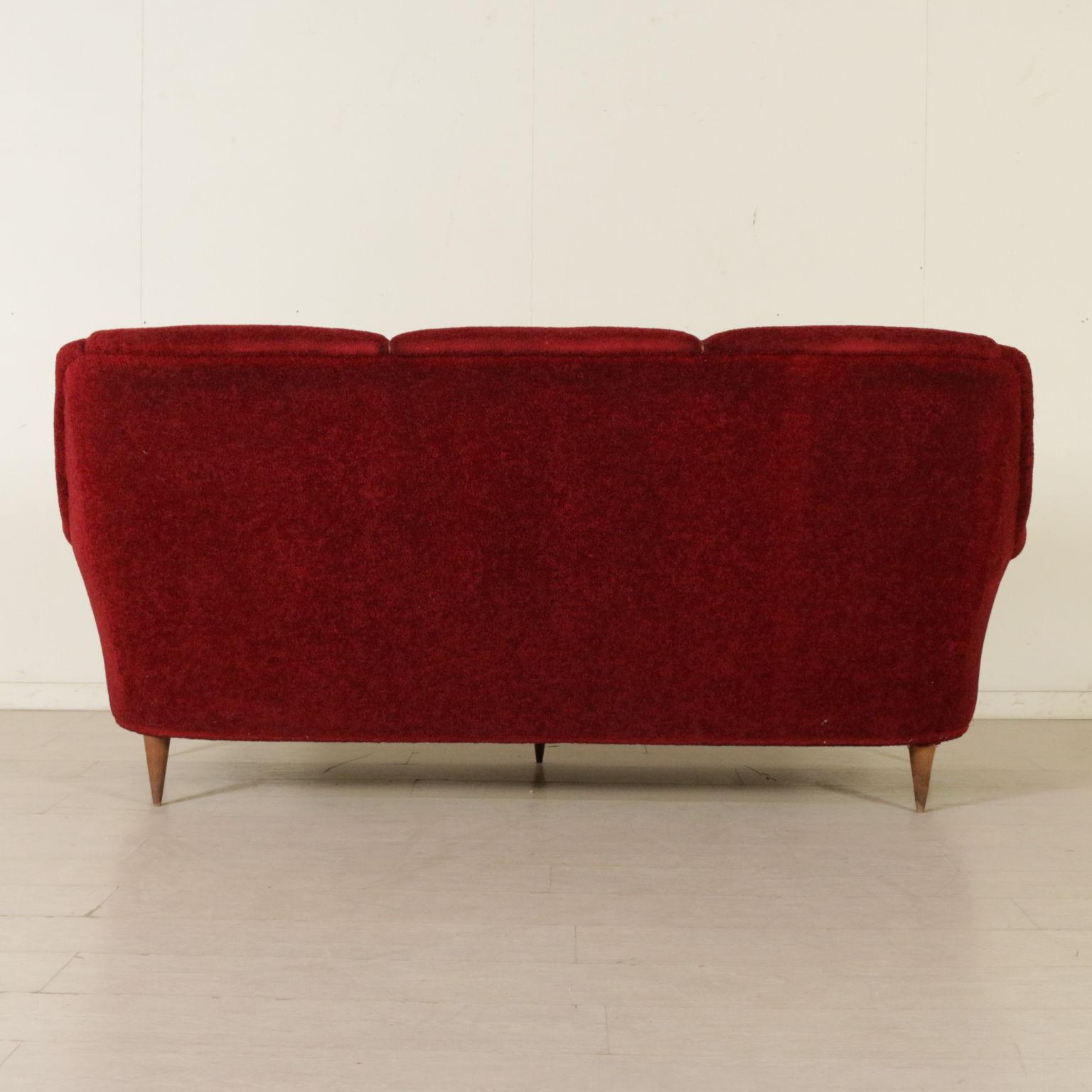 1950s 1960s Sofa