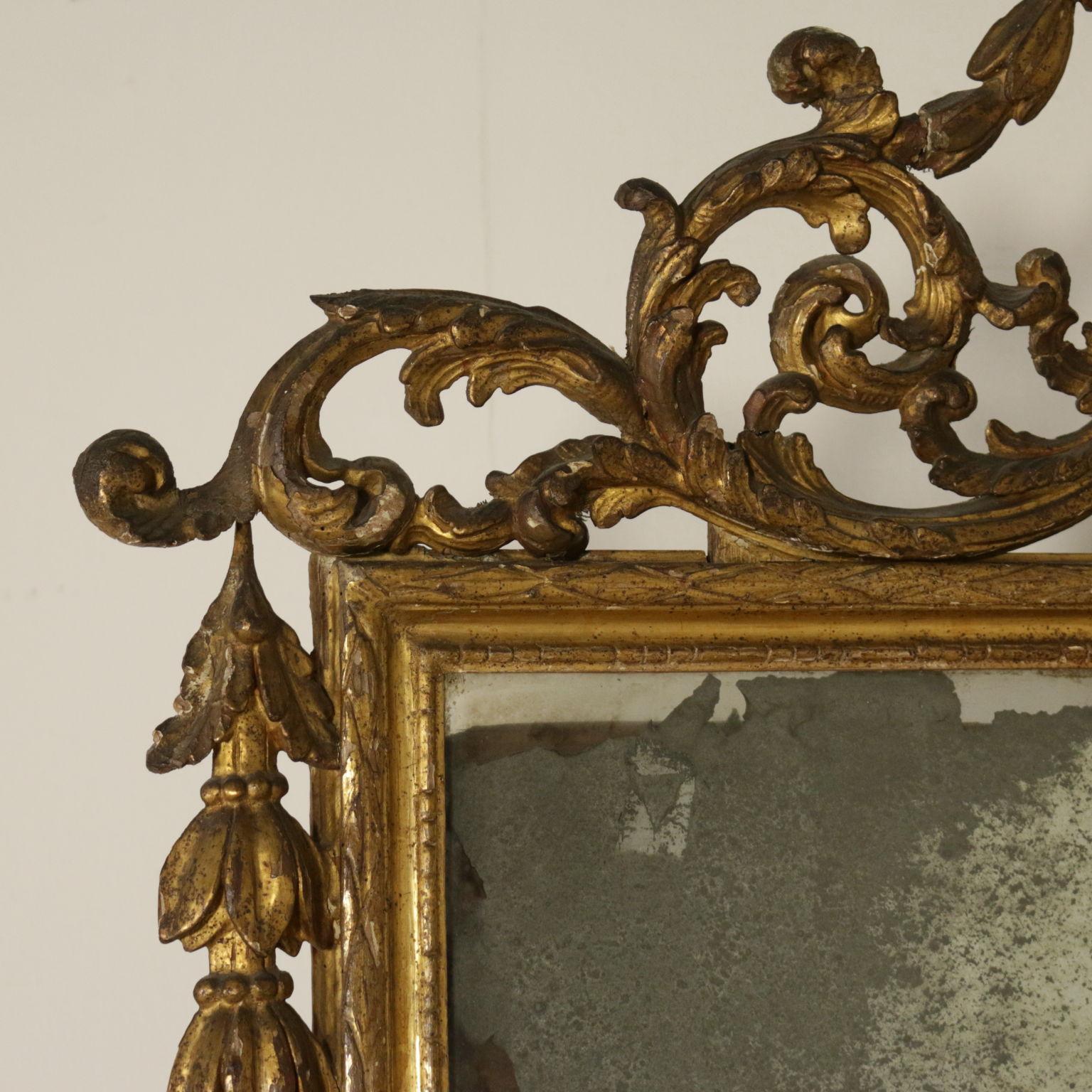 Toaletka W Stylu Neoklasycystycznym Lustra I Ramki Antyki