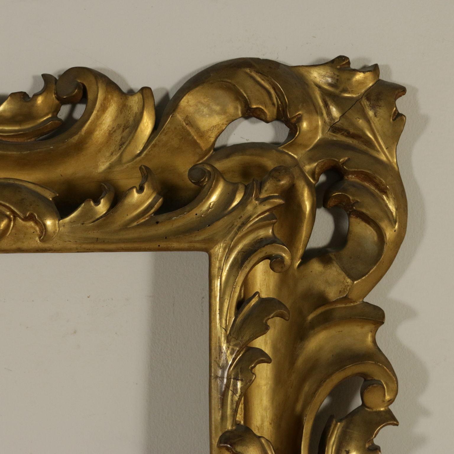 Grande specchiera barocca specchi e cornici for Specchiera barocca