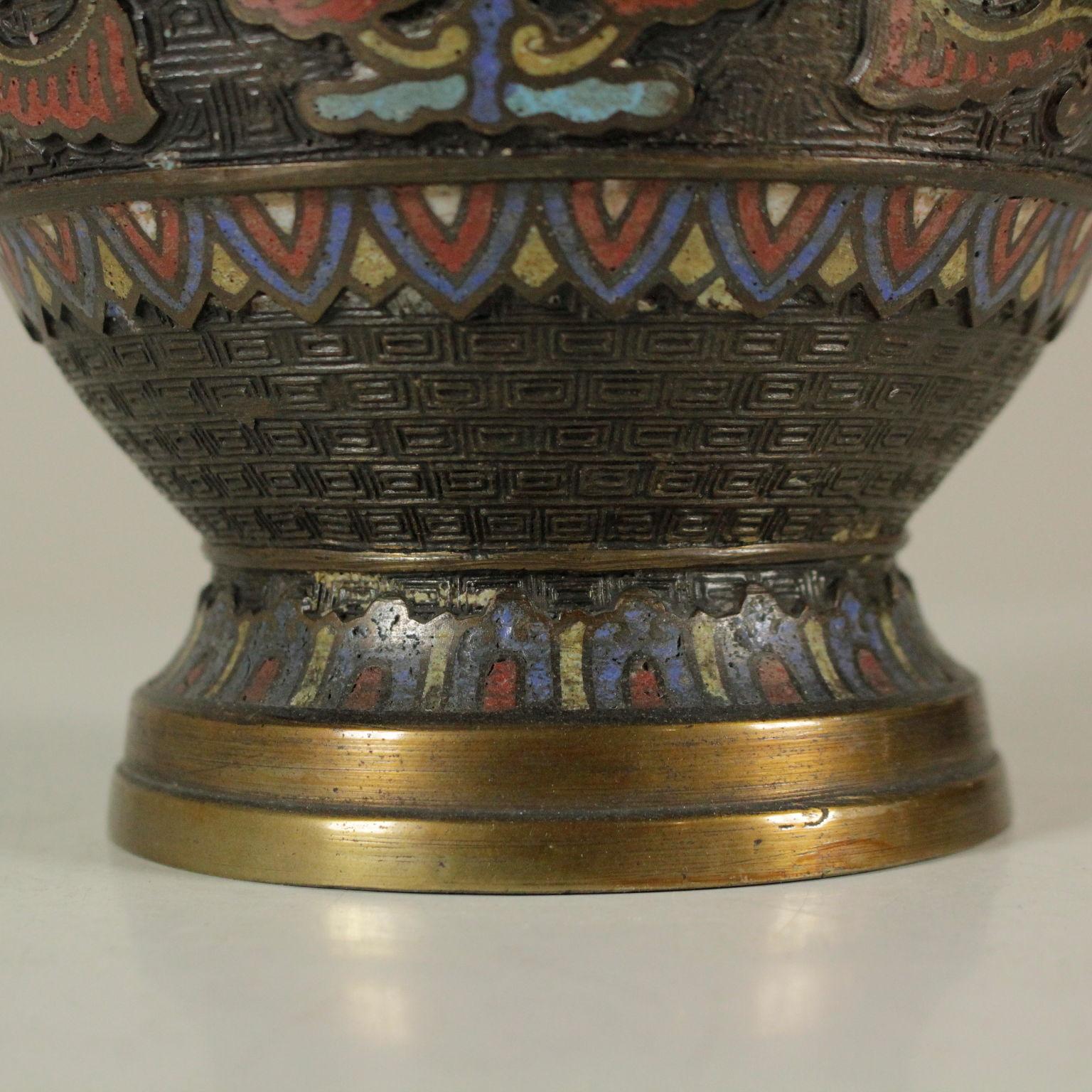 Vaso giapponese oggettistica antiquariato for Oggettistica particolare