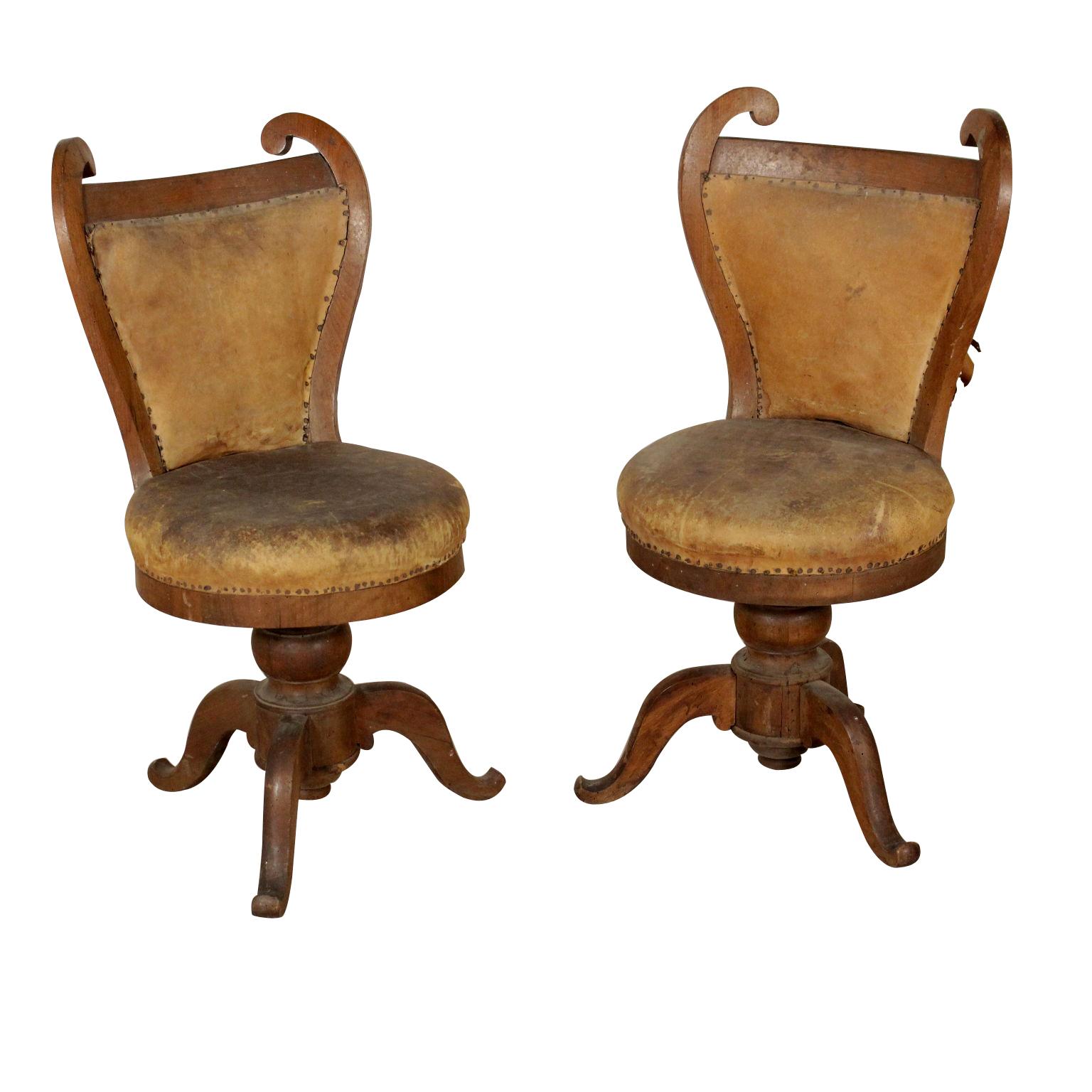 Paar Drehstühle - Sofas Sessel Stühle Tische - Antiquitäten ...