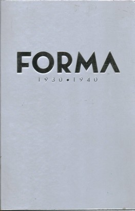 Forma 1930-1940
