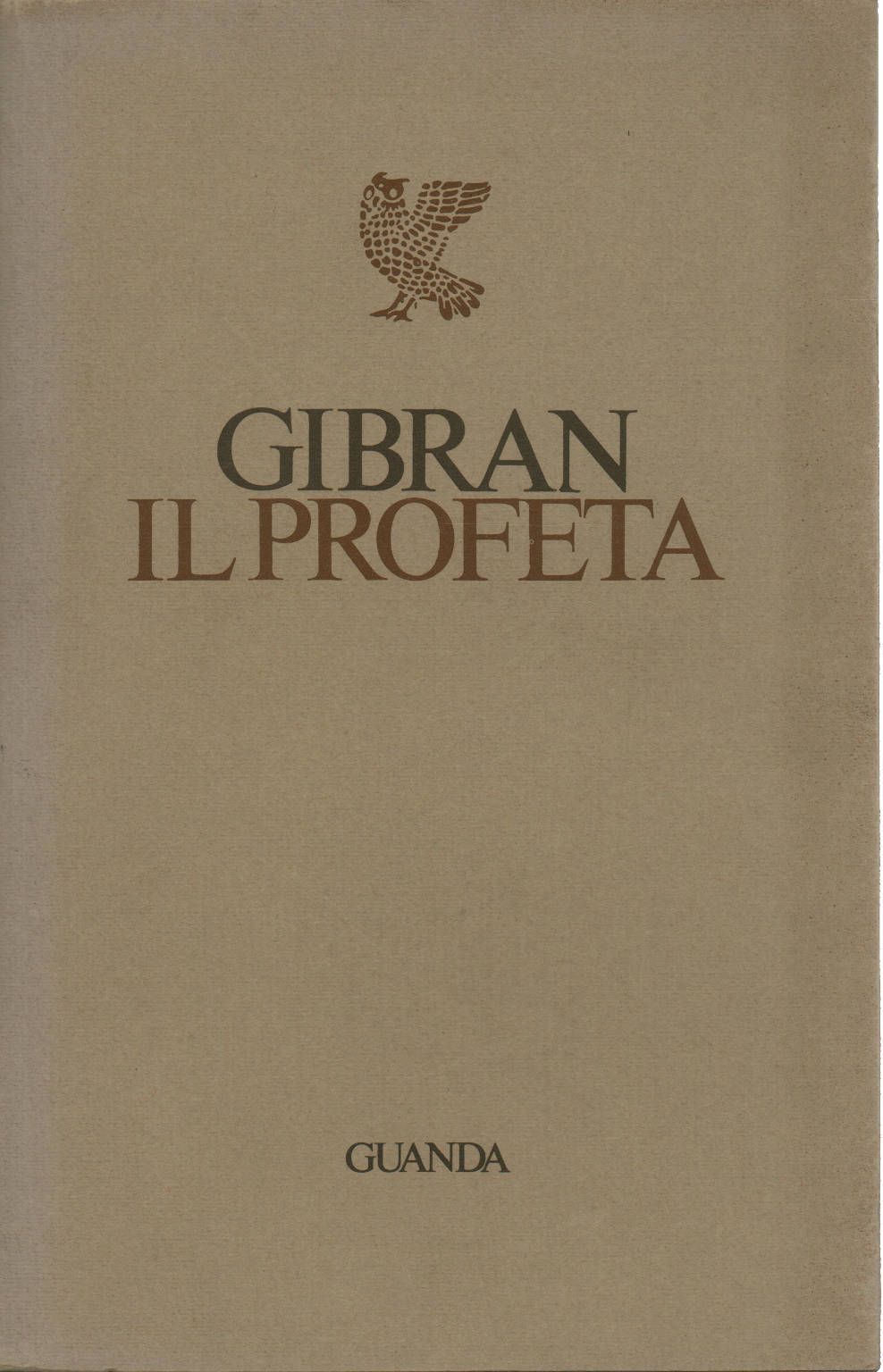 The Prophet Kahlil Gibran Foreign Poetry Poetry Library
