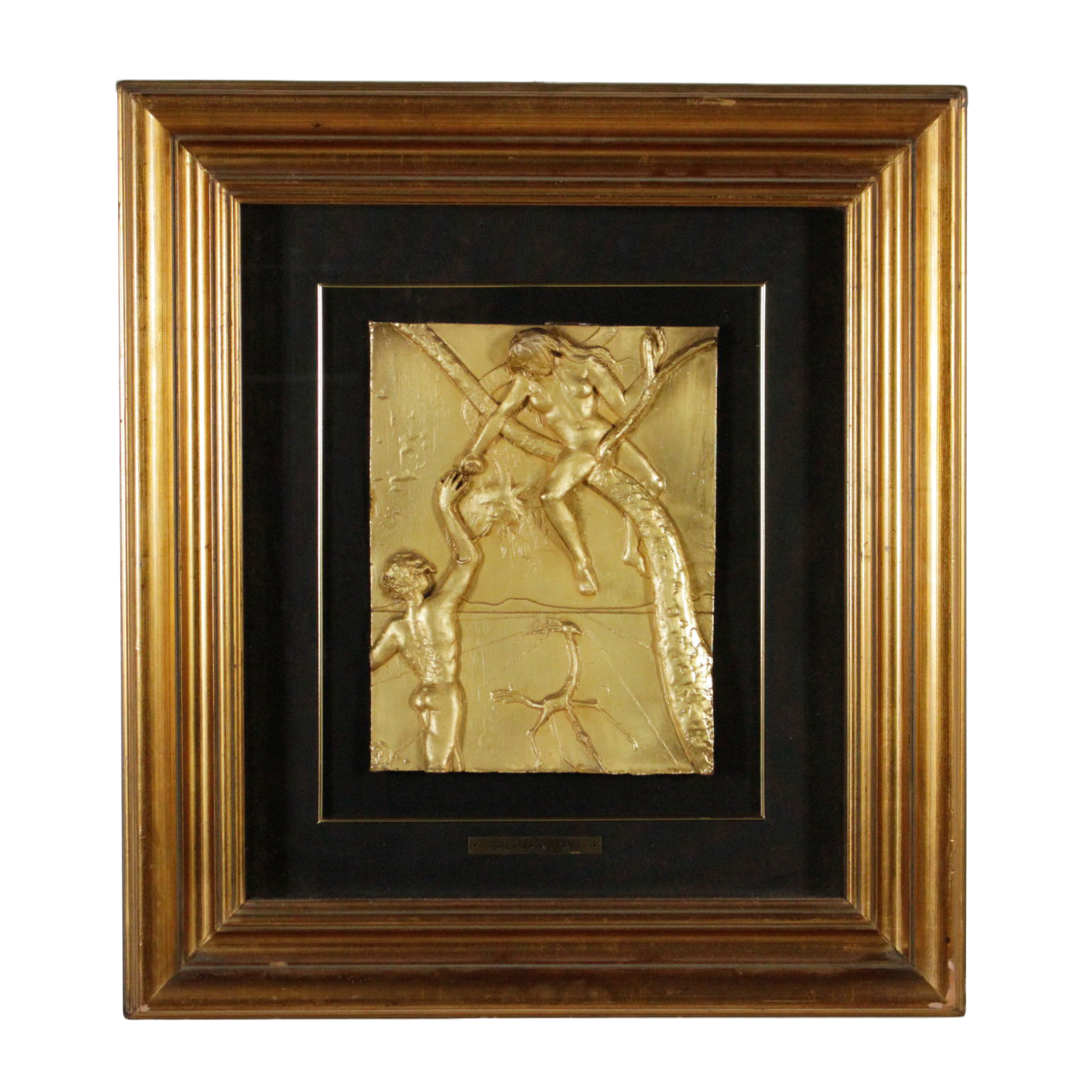 Bas-Relief by Salvador Dalì - Contemporary - Art - dimanoinmano.it