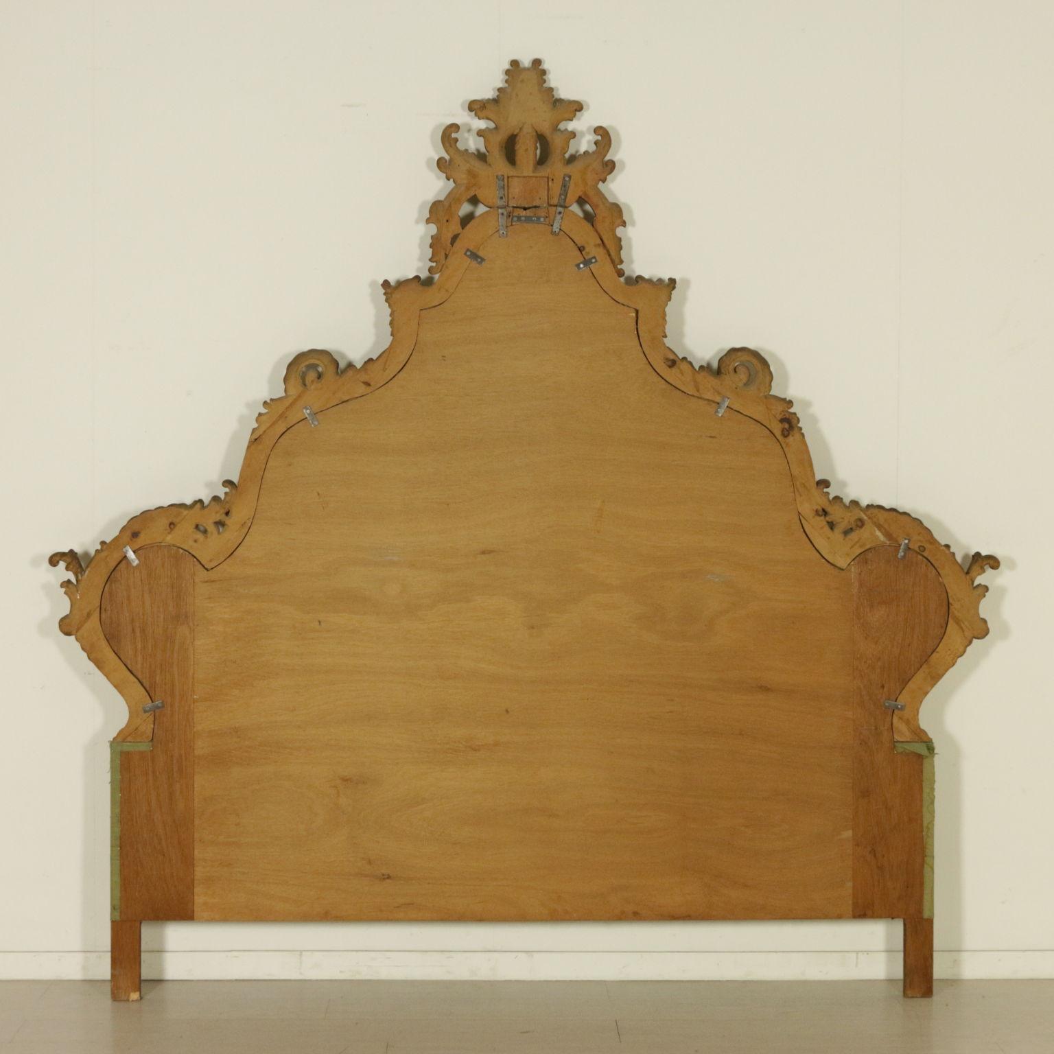 Gran Cabecero De La Cama - Muebles de estilo - Bottega del 900 ...