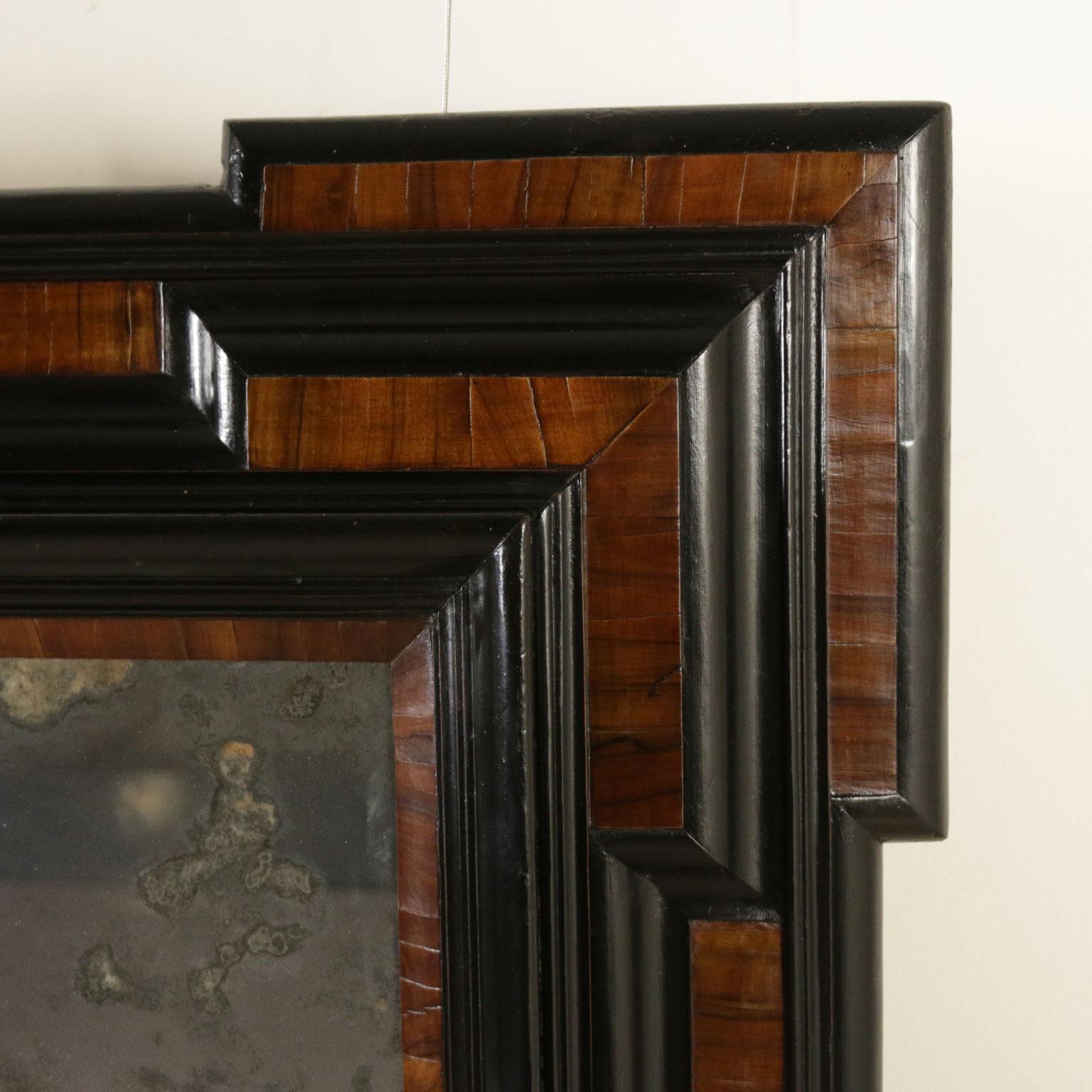 Cornice lombarda con specchio specchi e cornici for Cornice specchio
