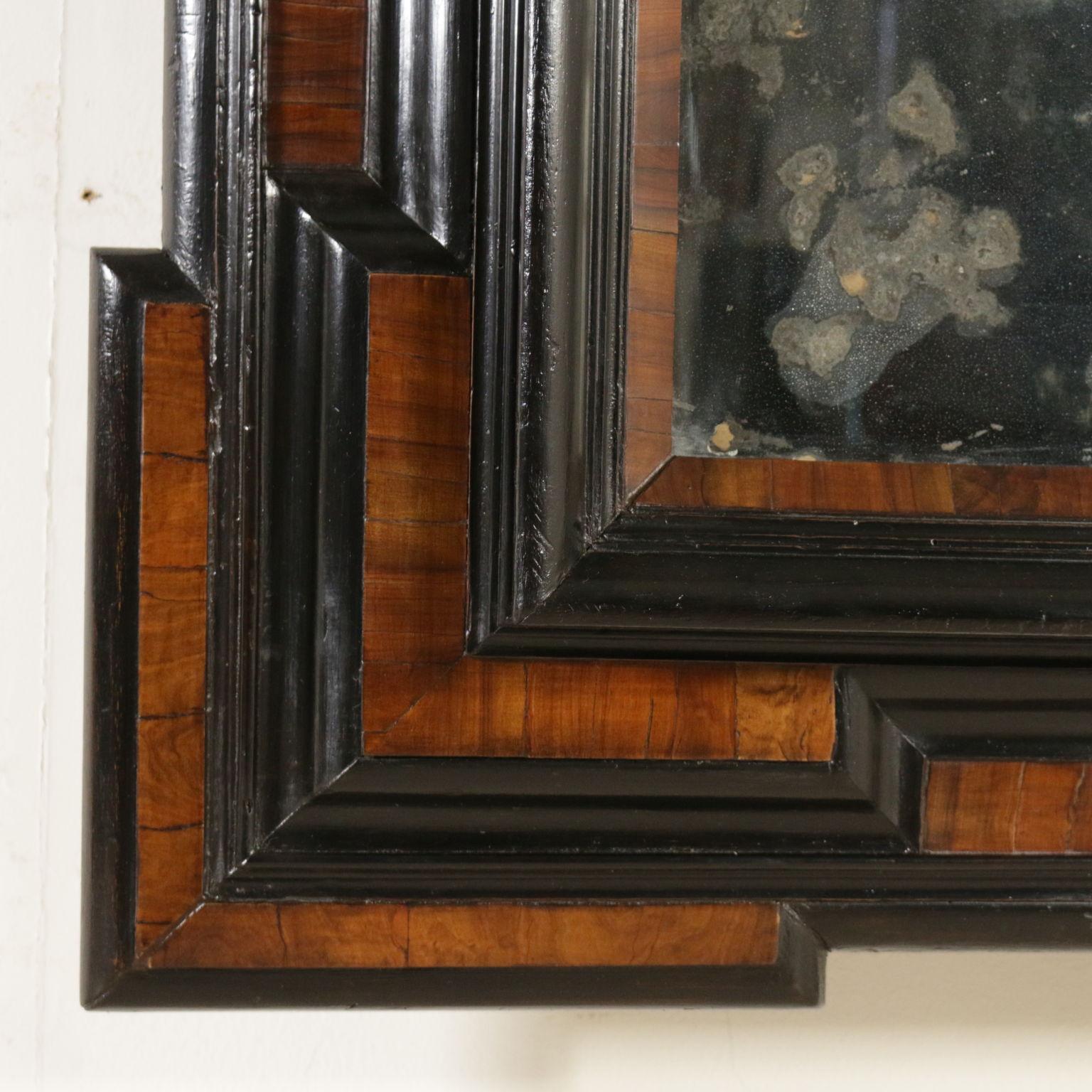 El marco de Lombardía, con Espejo - Espejos y marcos - Antiguedades ...