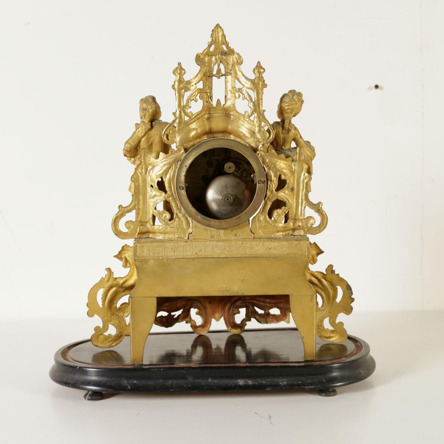 Orologio da tavolo oggettistica antiquariato for Oggettistica particolare