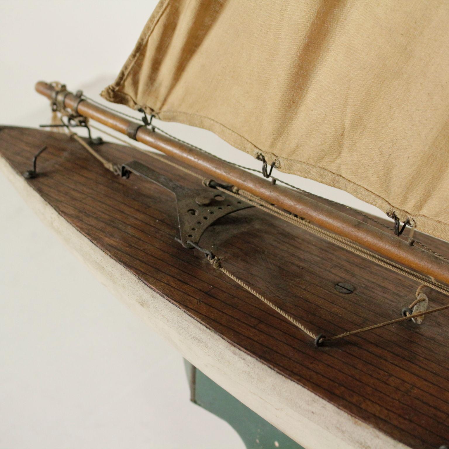 Modellino di barca oggettistica antiquariato for Oggettistica particolare