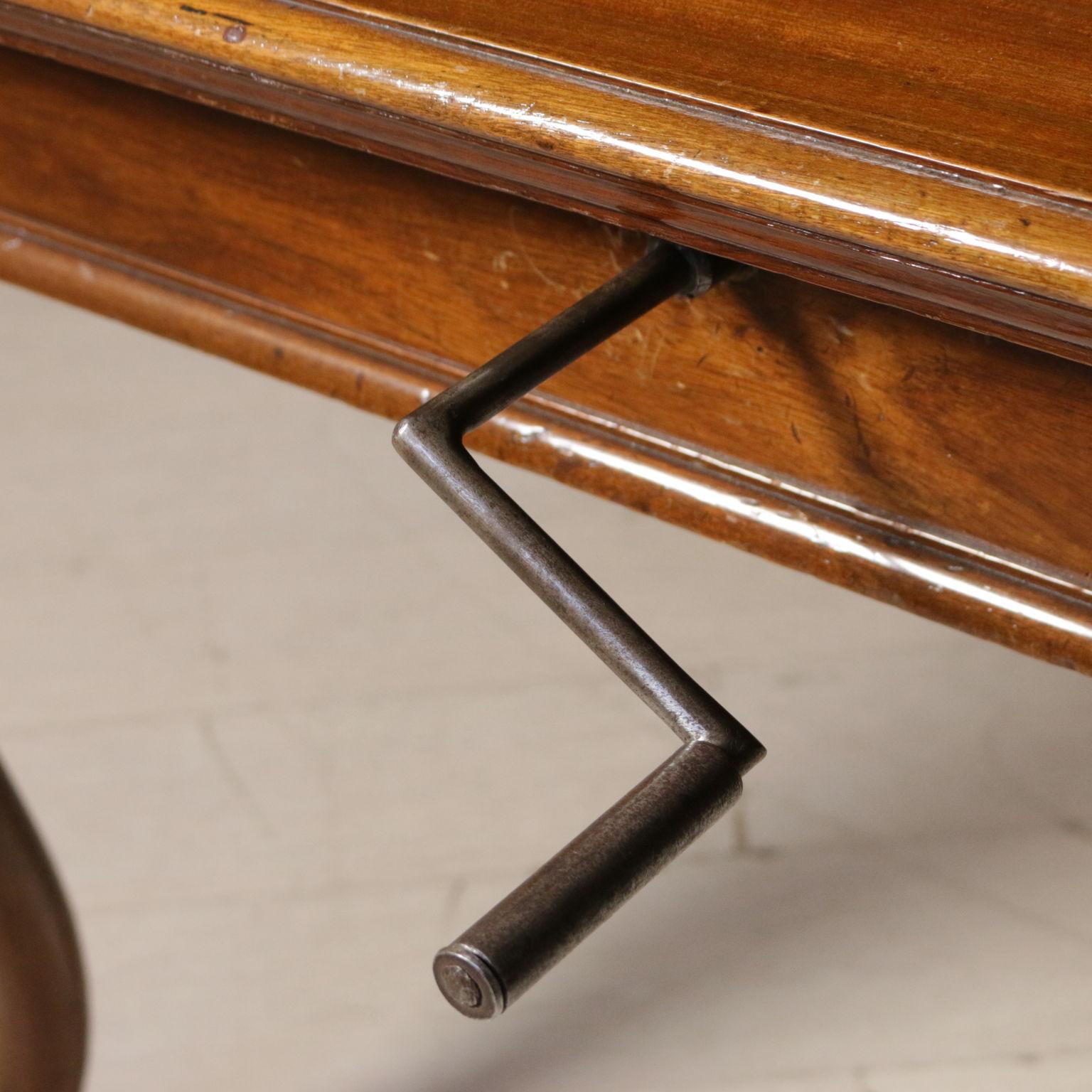 Table Anglais it Tables À Rallonges Dimanoinmano Antique wiuklOPXZT