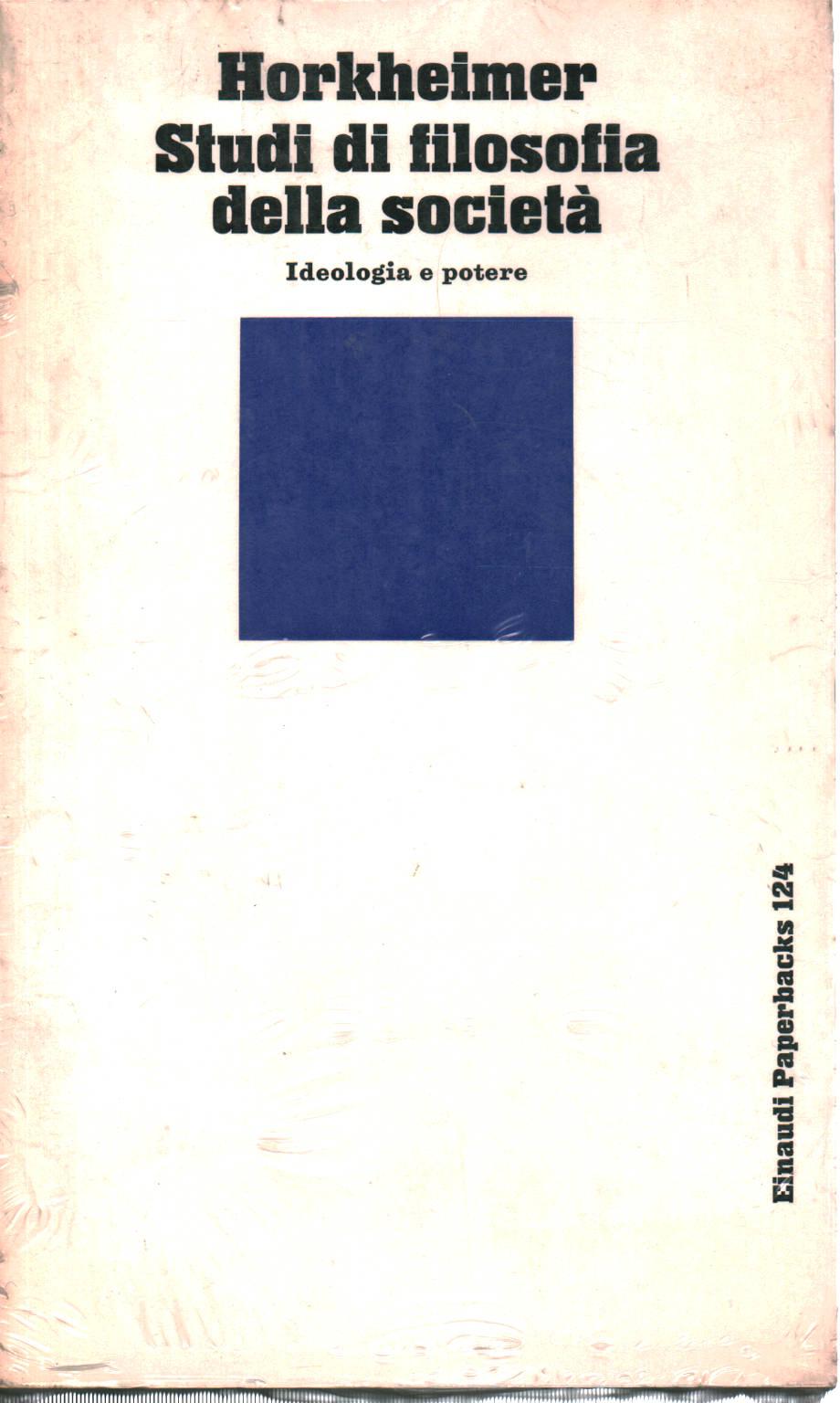 Cultura e società - Saggi di teoria critica 1933 - 1965