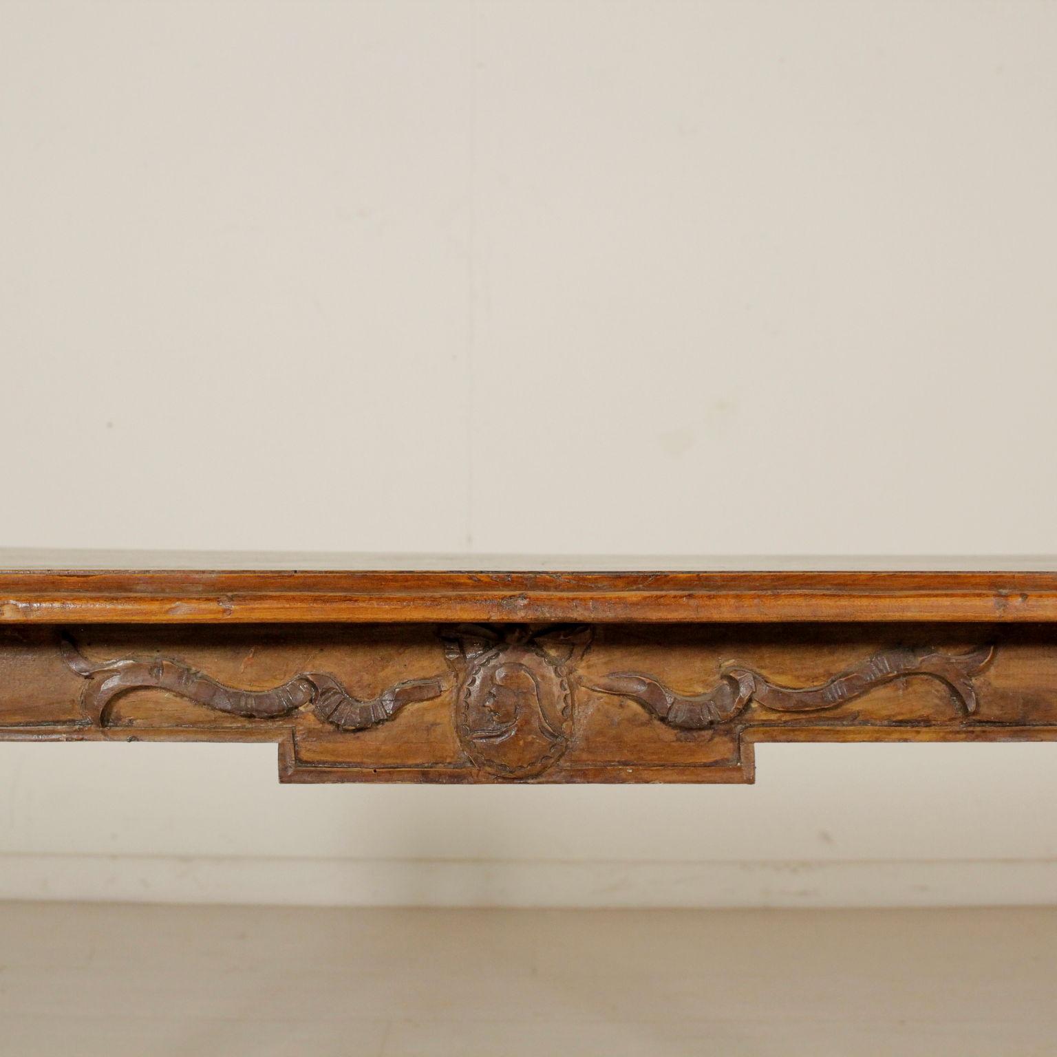 Mesa De Café De Madera Antiguo - Muebles de estilo - Bottega del 900 ...