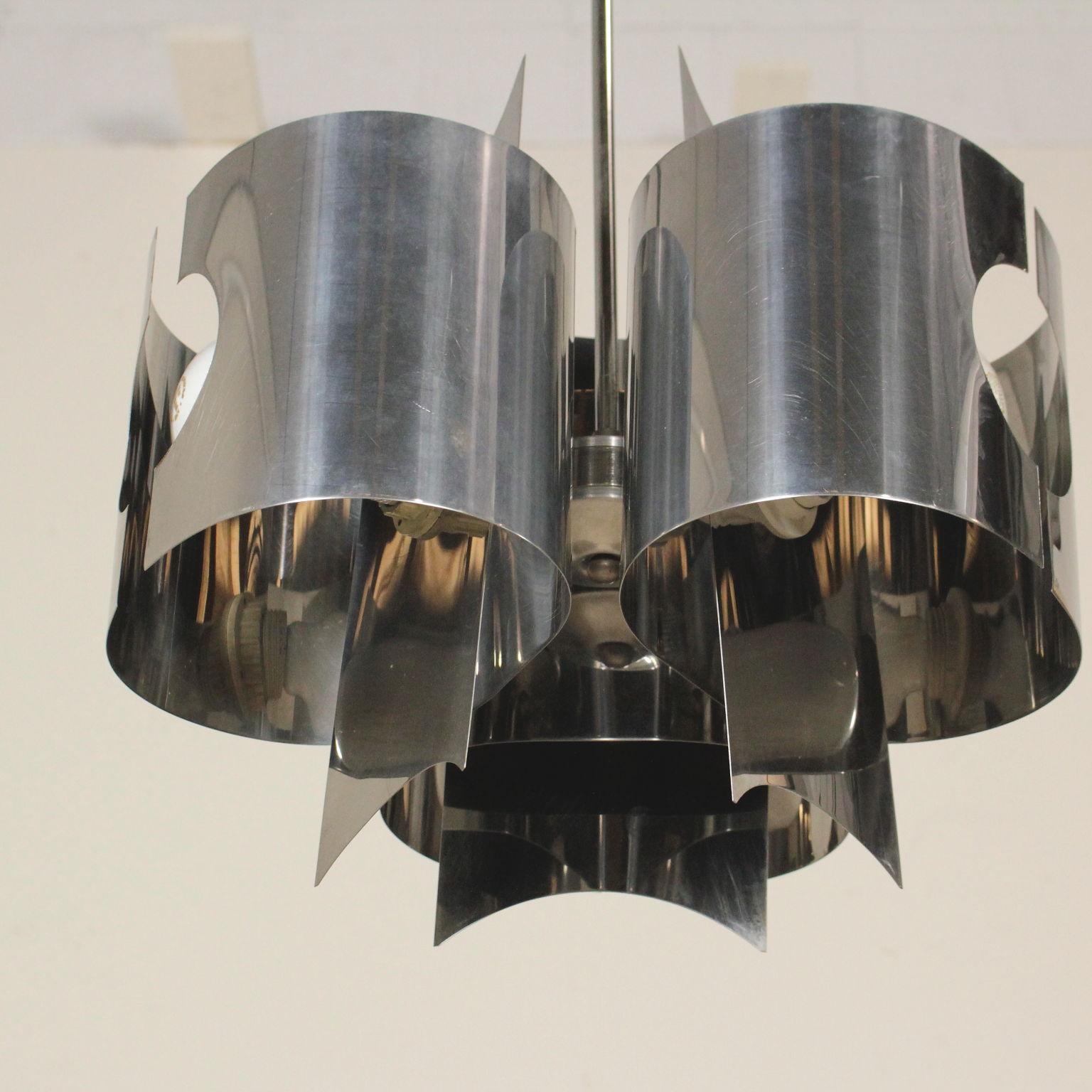 lustre ann es 60 70 clairage design moderne. Black Bedroom Furniture Sets. Home Design Ideas