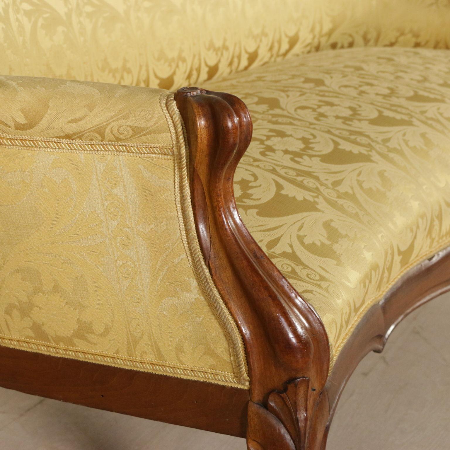Divano E Poltrone Luigi Filippo divano luigi filippo - sedie poltrone divani - antiquariato