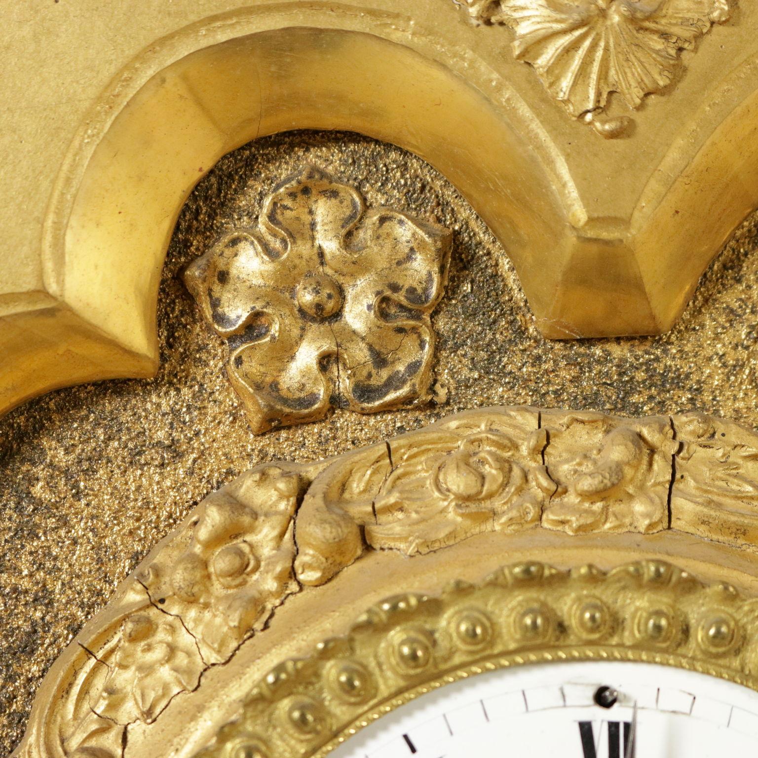 3b3c18eb3eb Relógio de pêndulo na Parede - Decoração home - Antiguidades ...