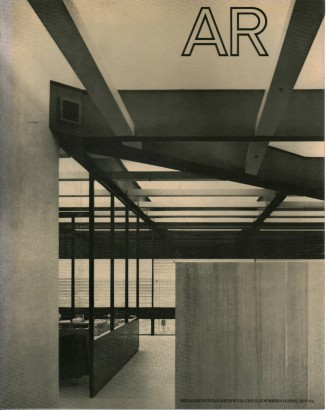 The Architectural Review N.914  April 1973