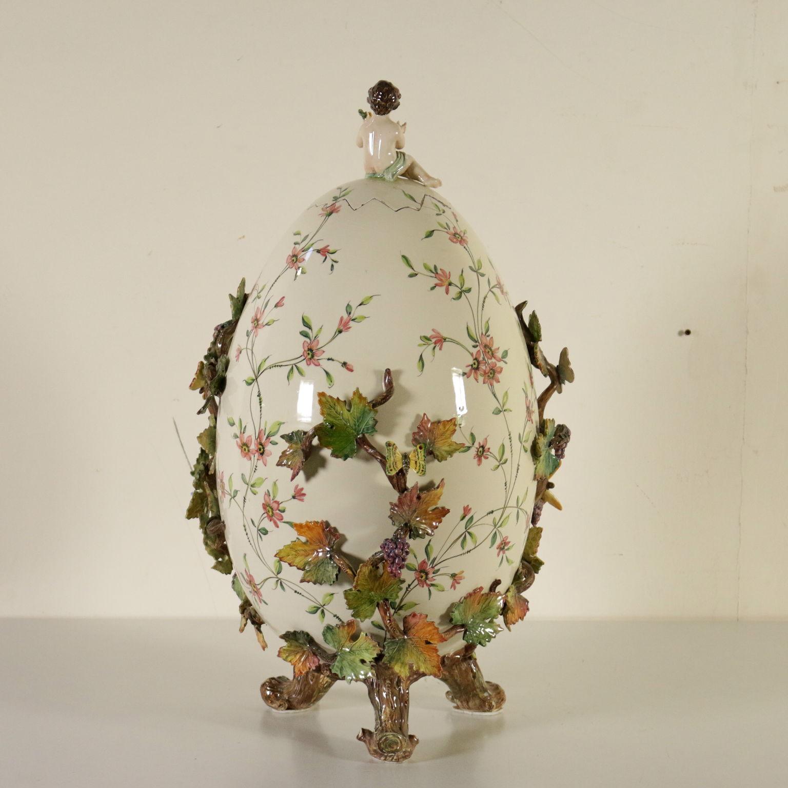 Ceramica di nove oggettistica antiquariato for Oggettistica particolare
