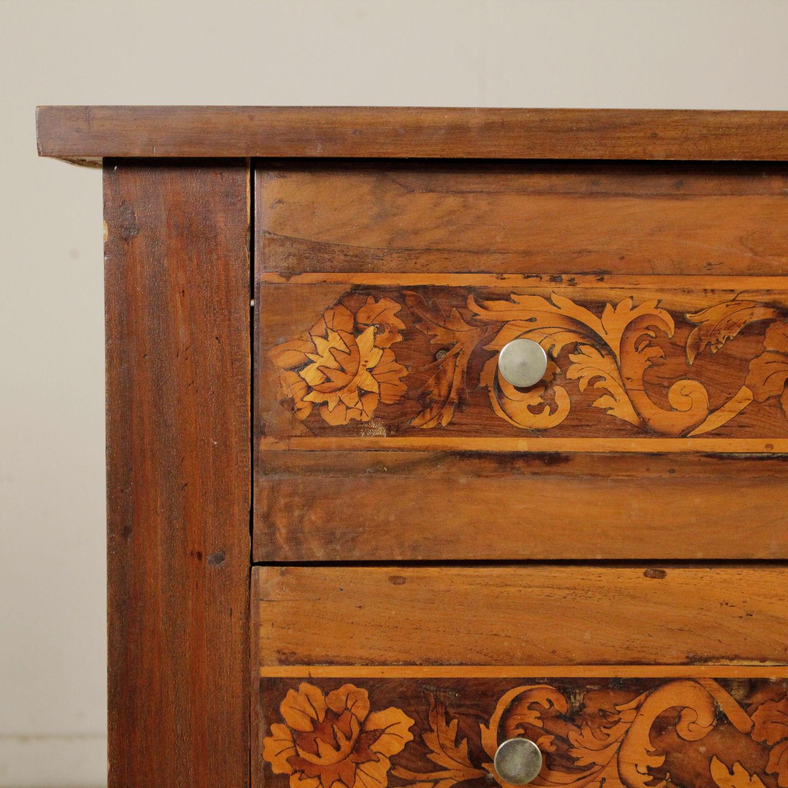 Kleine Kommode Antikem Holz Mobili In Stile Bottega Del
