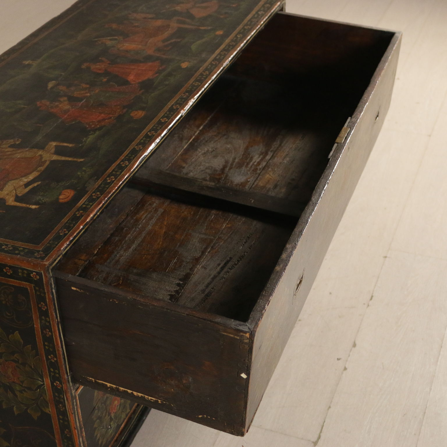 Kommode Sitzbank Indischen Stilvolle Mobel Bottega Del 900