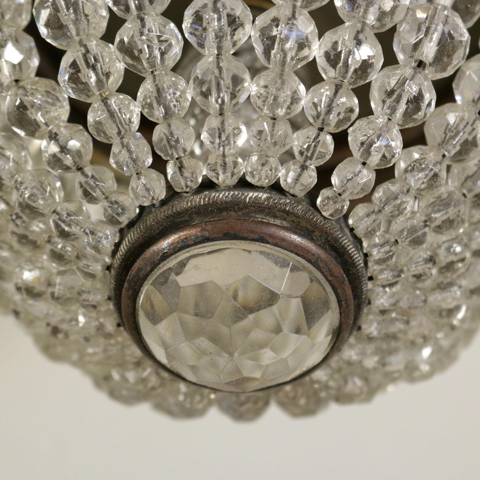 Lampade a soffitto illuminazione bottega del 900 for Lampade a soffitto