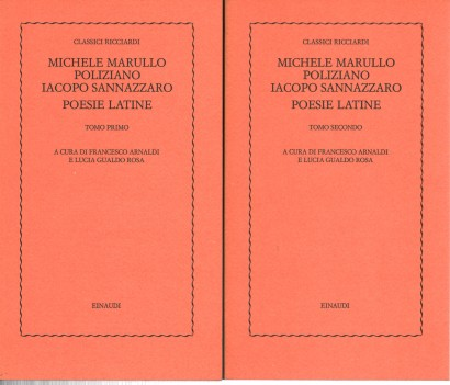 Latino-poemas (2 Volumes)