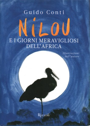 Nilou and the wonderful days of Africa