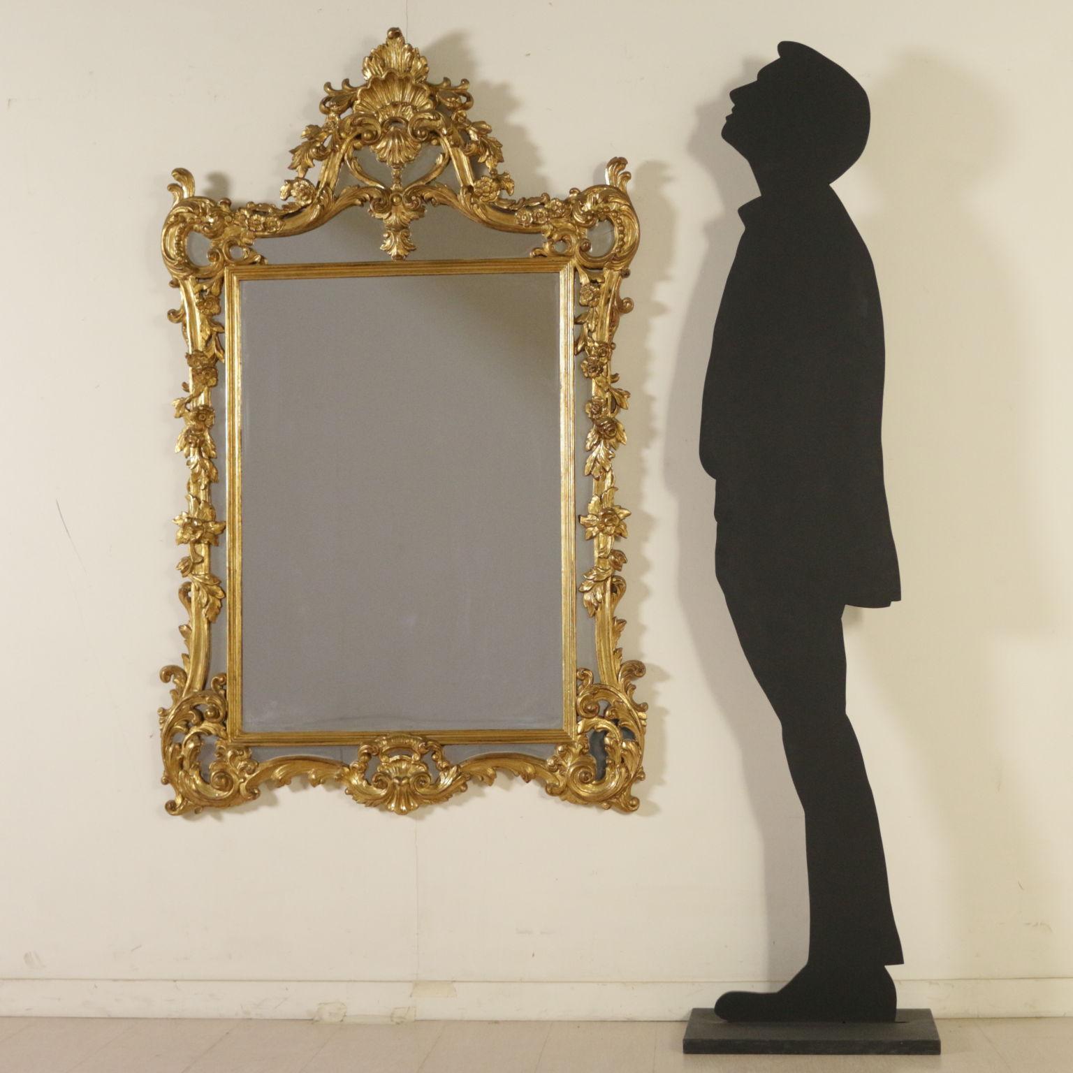 Estilo Moderno Mano Para 1900 Espejo Muebles Antiguos Y Decoración Espejos