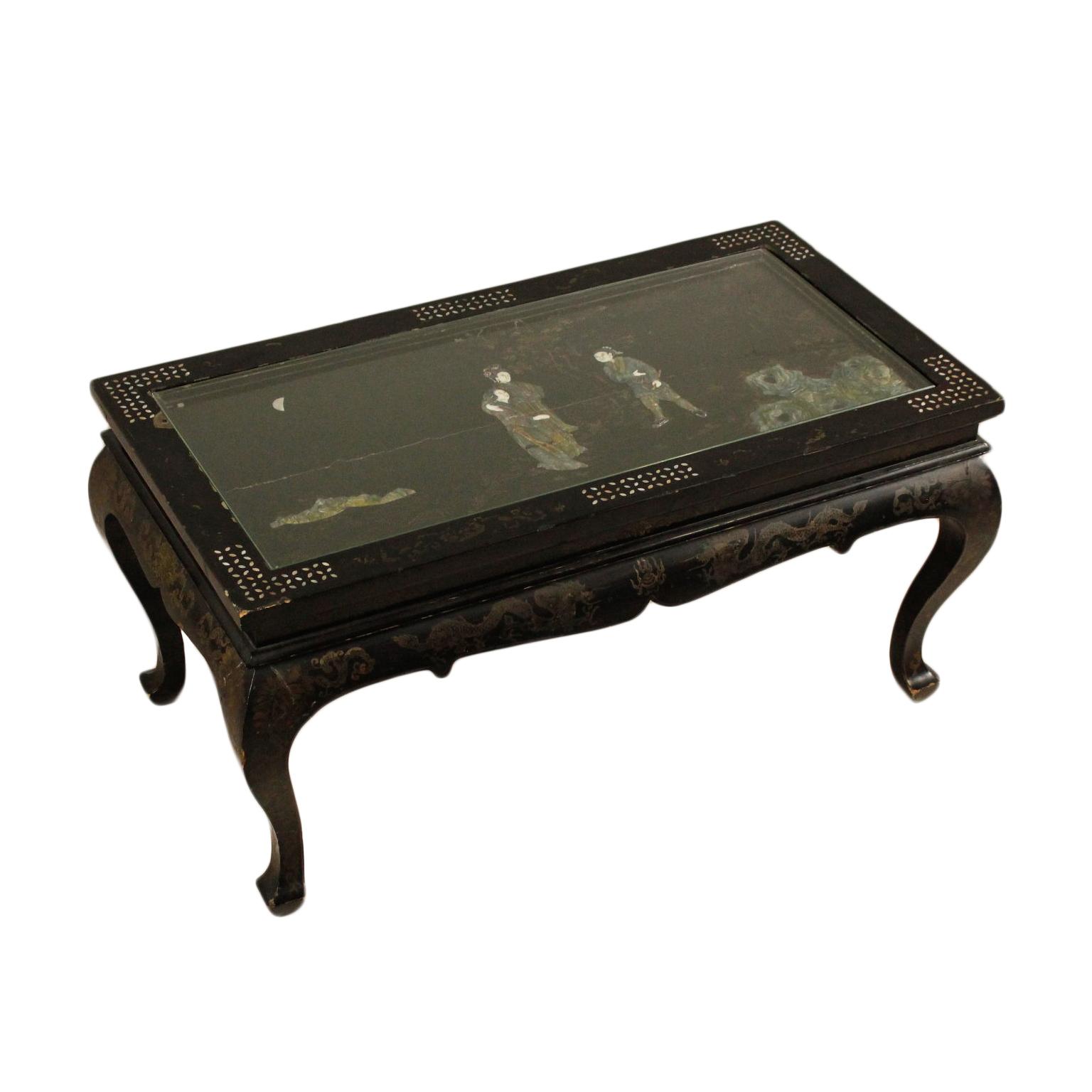 Tavolini Da Salotto Arredamento.Tavolino Da Salotto Orientale Mobili In Stile Bottega Del 900