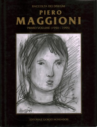 Collection of the drawings of Piero Maggioni (1950-1995) the first volume
