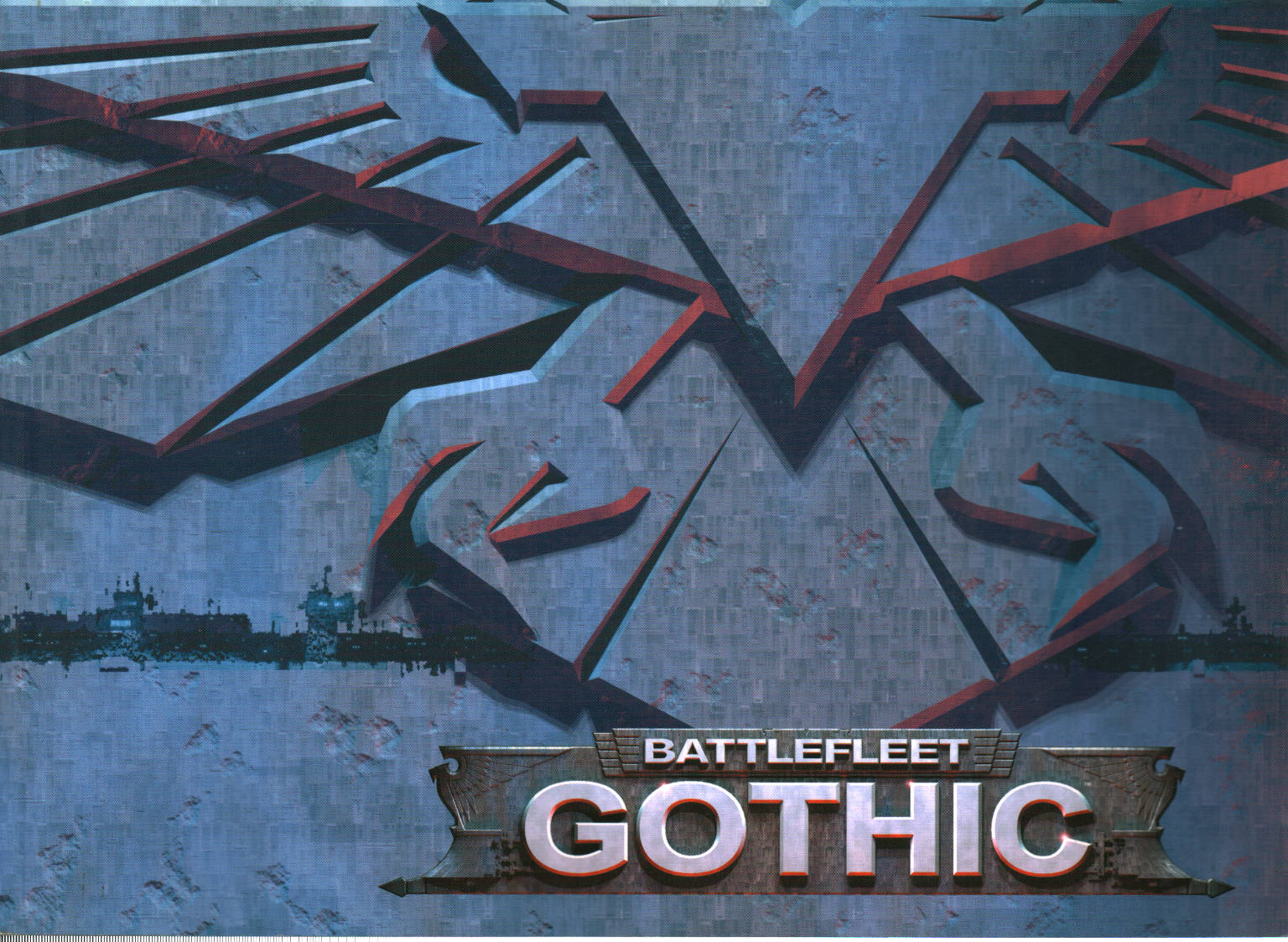 Battlefleet Gothic - Andy Chambers, Gavin Thorpe, Jervis Johnson ...