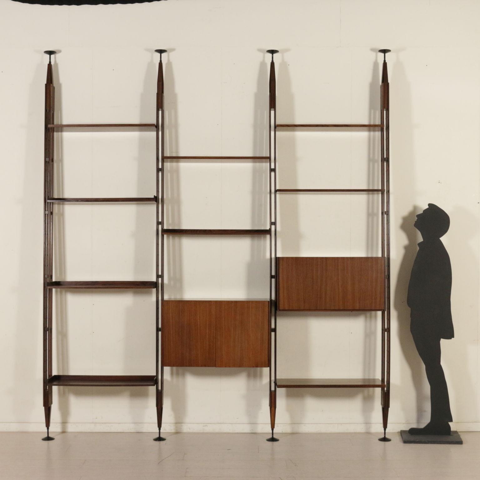 Bibliothek Franco Albini - Librerie - Moderne - dimanoinmano.it