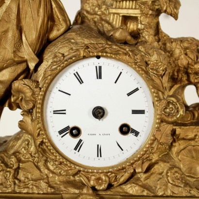 Table clock-special