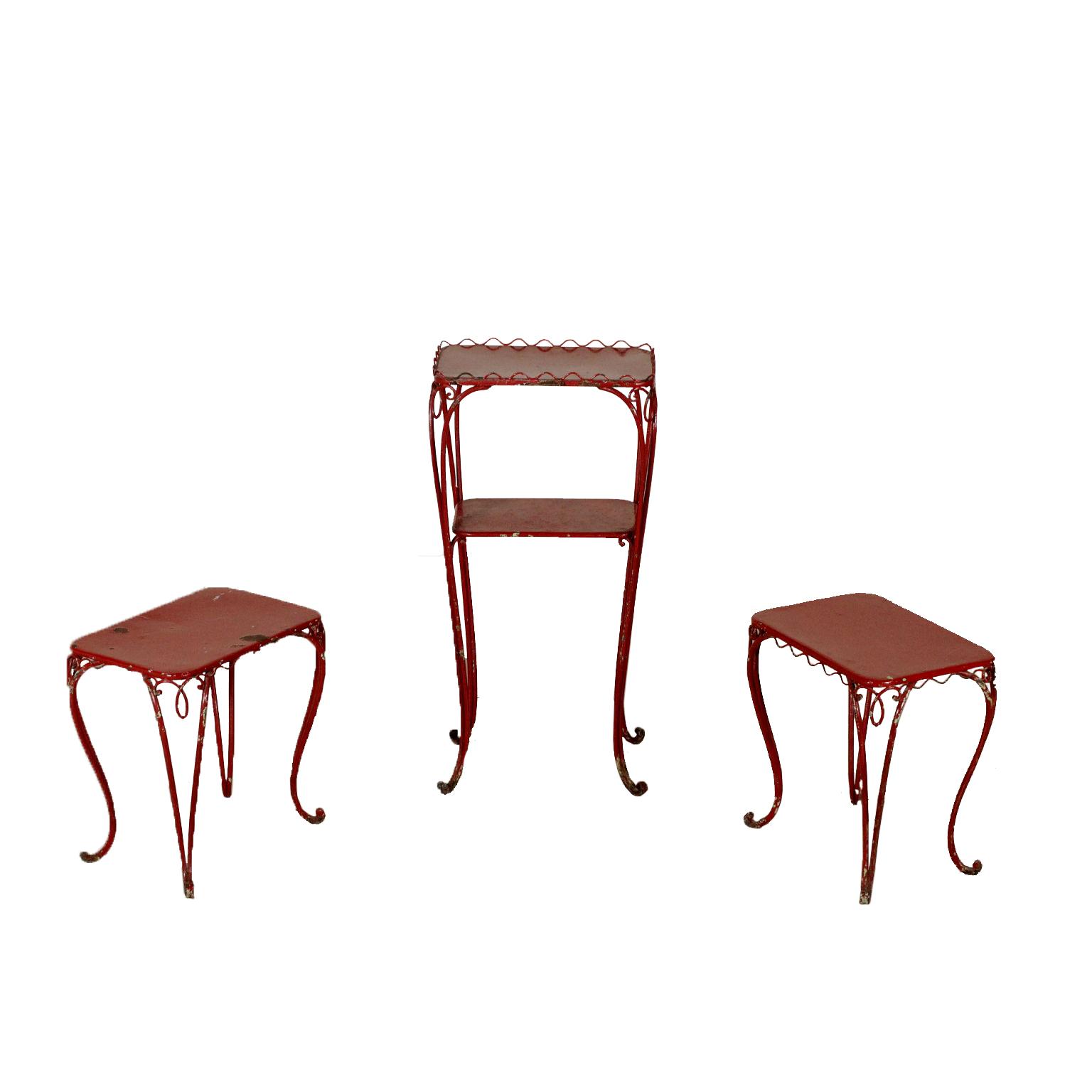 Best tavolini ferro battuto contemporary amazing house for Complementi d arredo ferro battuto