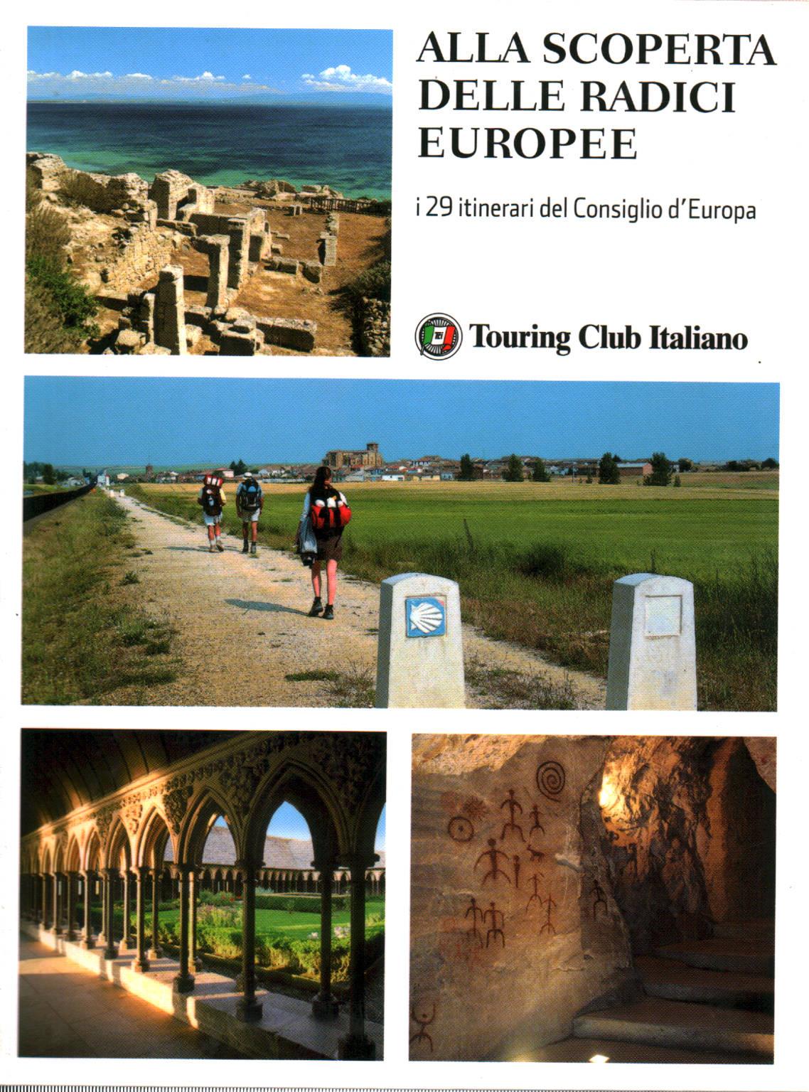 """Risultato immagini per Touring club italiano – """"Alla scoperta delle radici europee"""""""