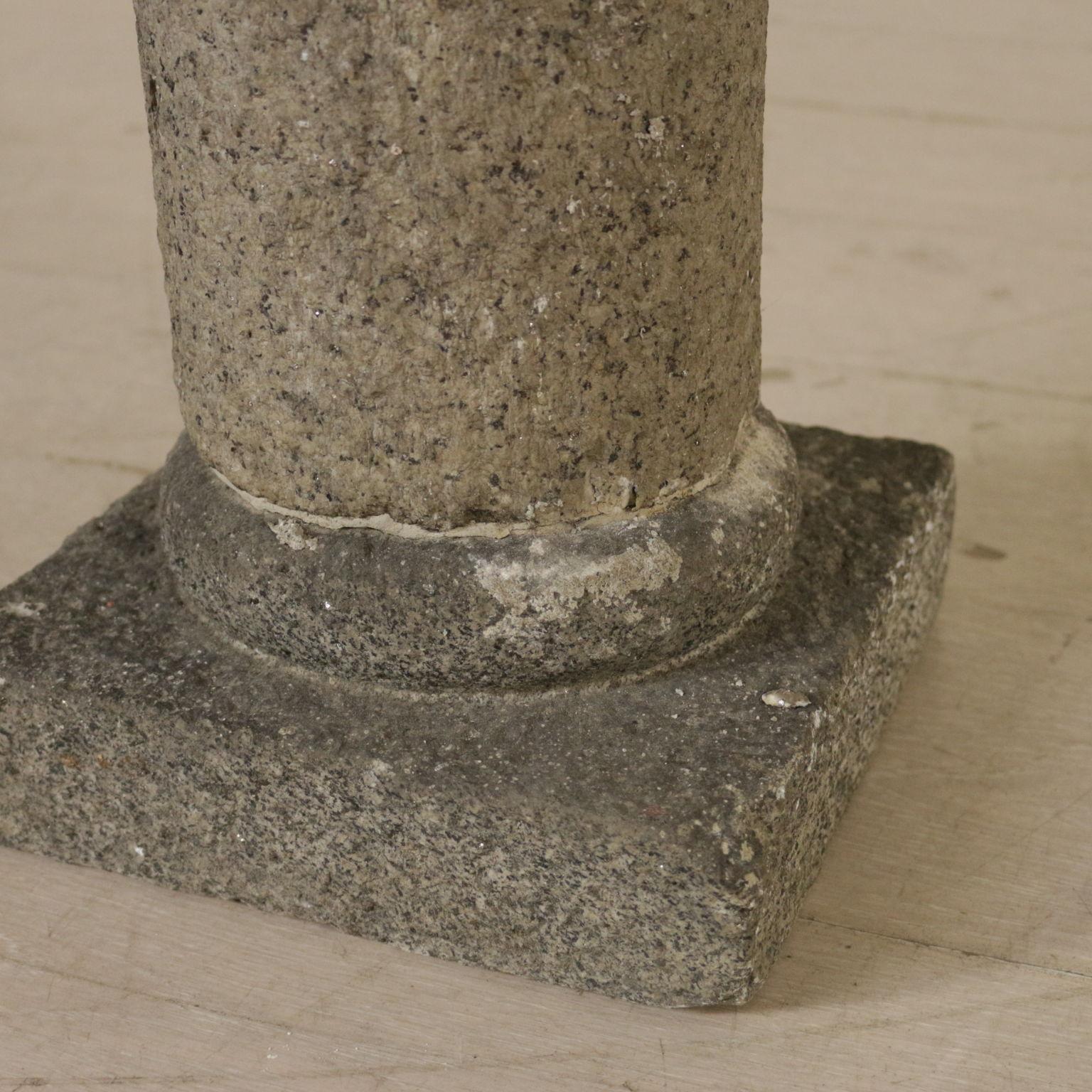 Columna de granito - Piedras y muebles de jardín - Antiguedades ...
