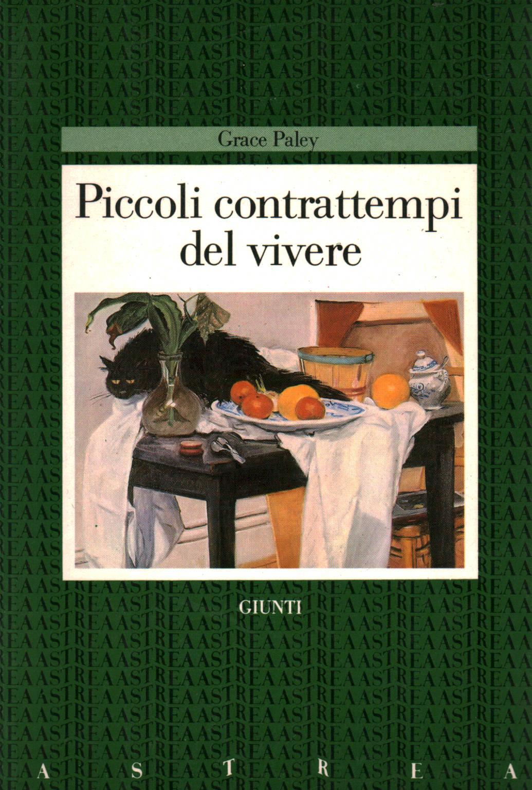Grace Paley Piccoli Contrattempi Del Vivere.Piccoli Contrattempi Del Vivere Grace Paley Narrativa