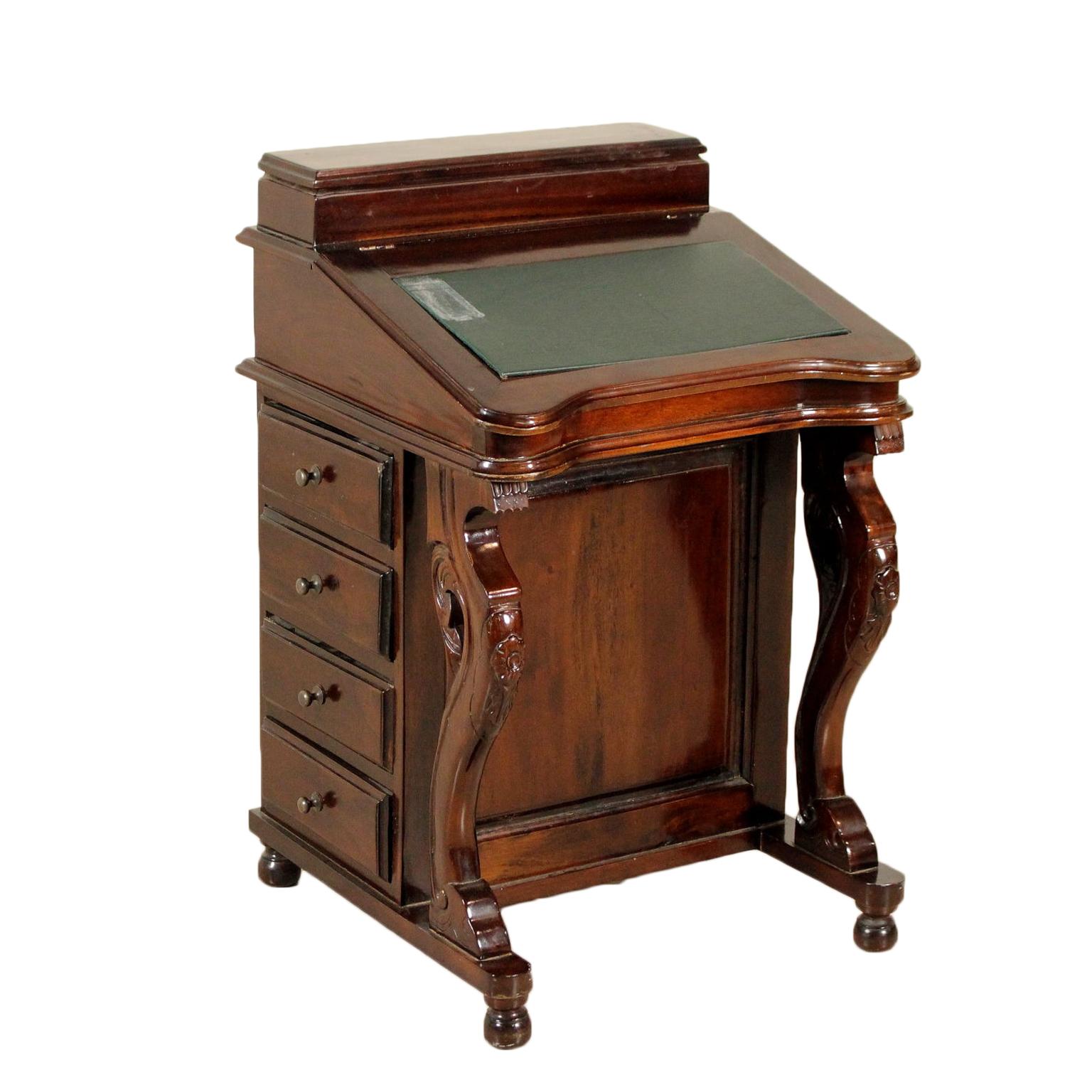 Davemport inglese mobili in stile bottega del 900 - Mobili stile inglese bianco ...