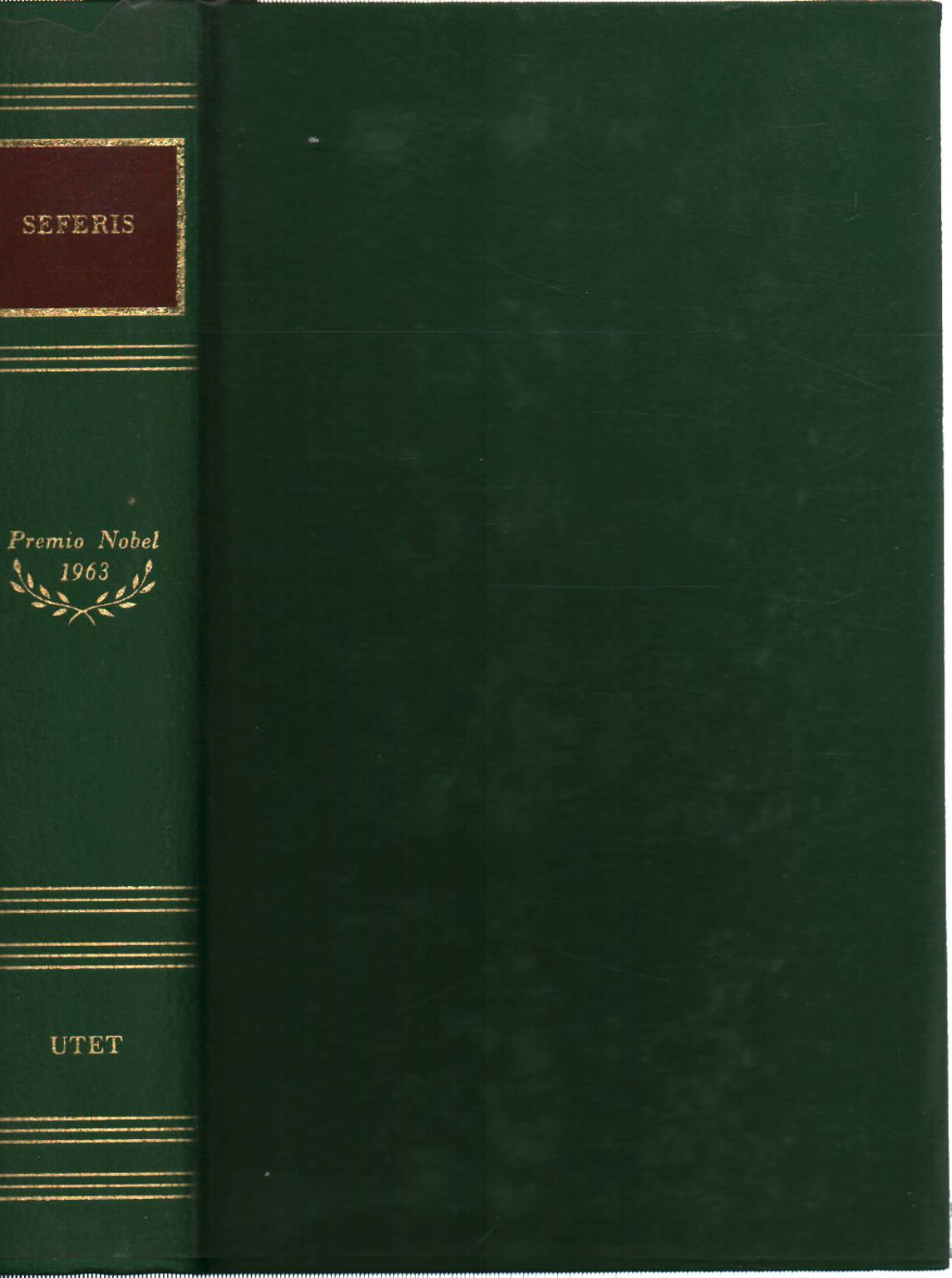 Les Travaux De George Seferis Giorgio Seferis Poesia