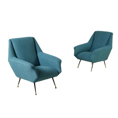 Armchairs In The Years 50 60