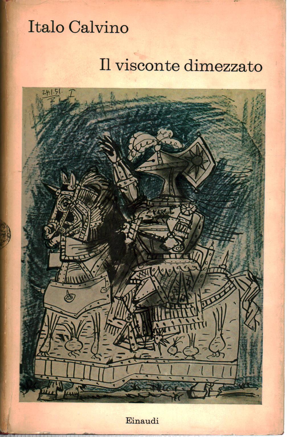 Il visconte dimezzato - Italo Calvino - Narrativa Italiana