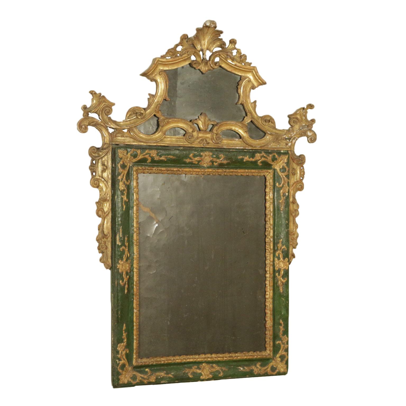 Espejo Lacado - Espejos y marcos - Antiguedades - dimanoinmano.it