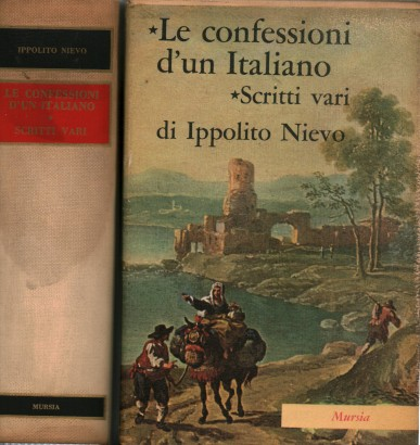 The confessions of an Italian - Written various