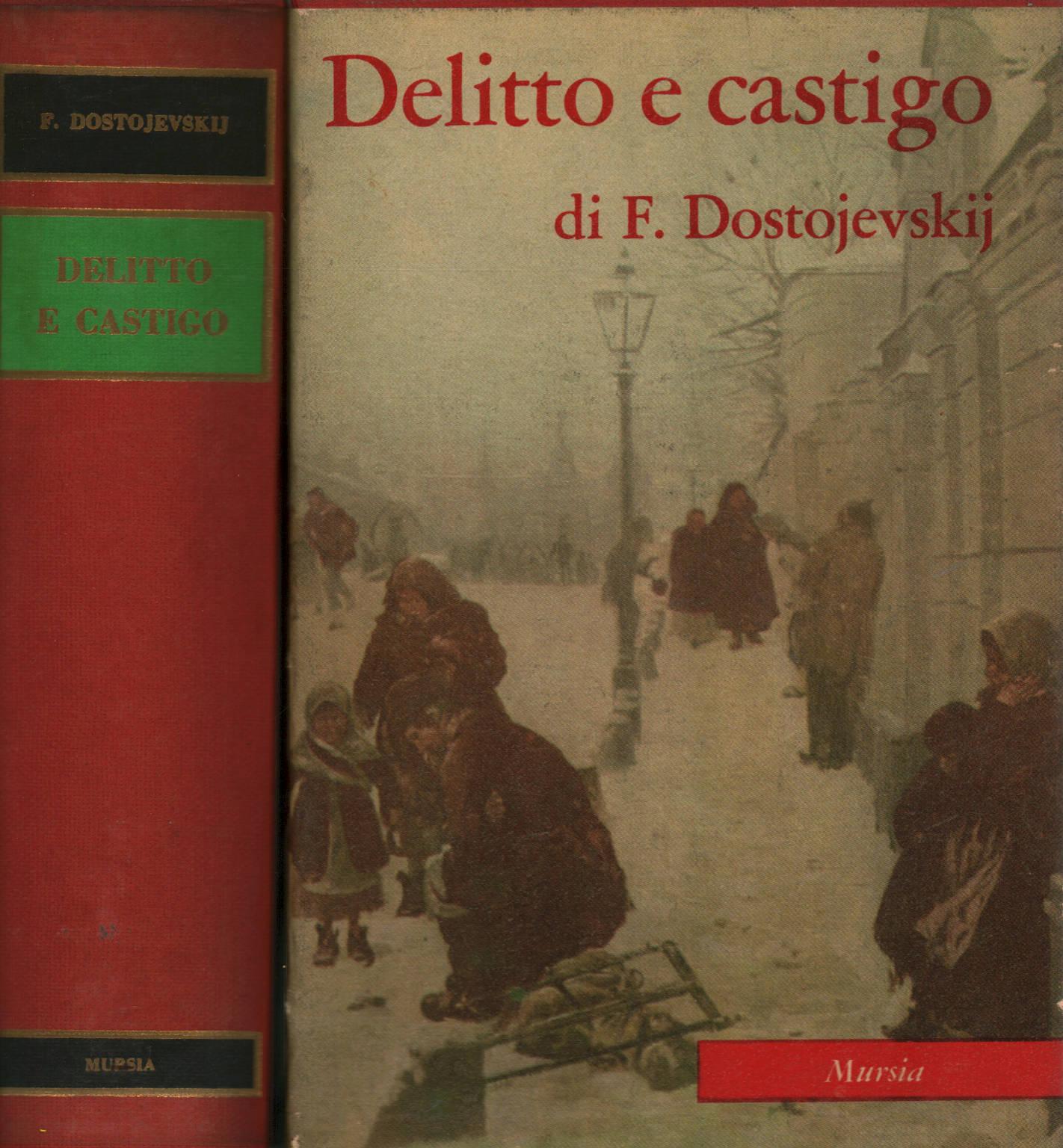 Crime And Punishment Fjodor Dostojevskij Narrativa