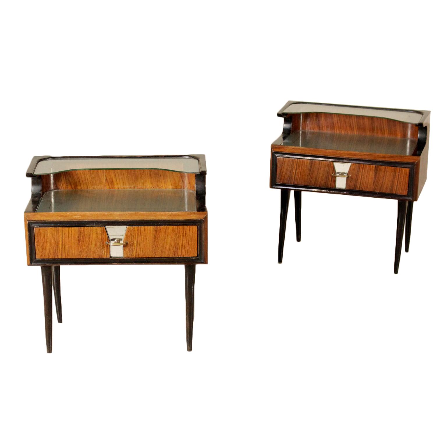 nachttische 50er und 60er jahren - möbel - modernes design