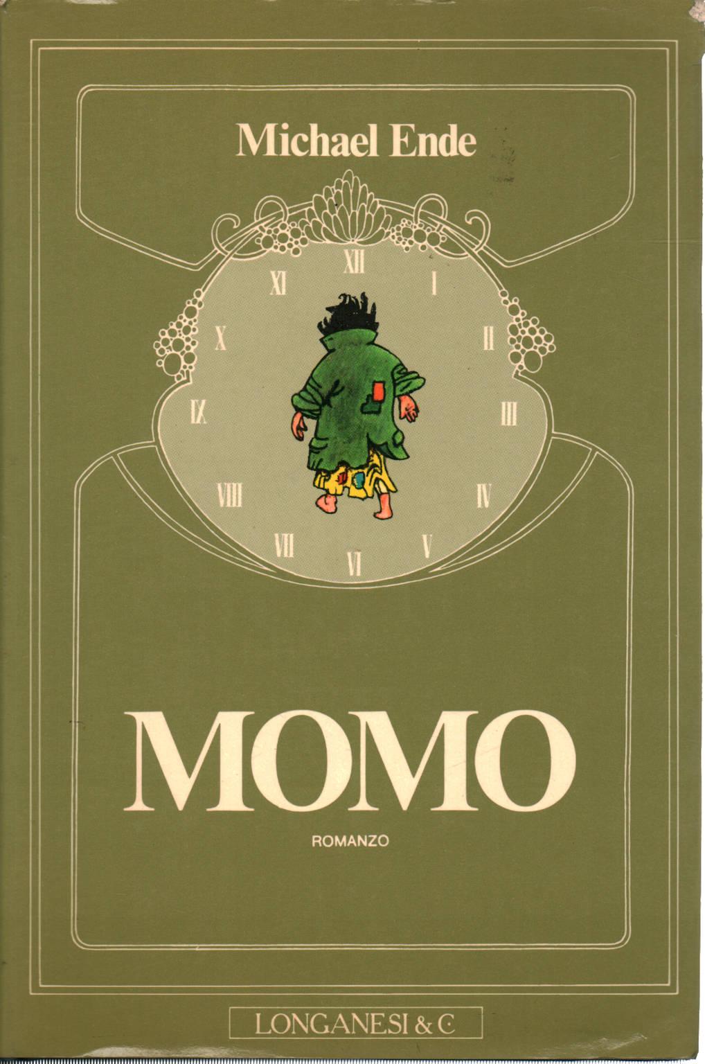 Momo Michael Ende Childhood Children S Books