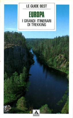 Europe: the great Trekking routes