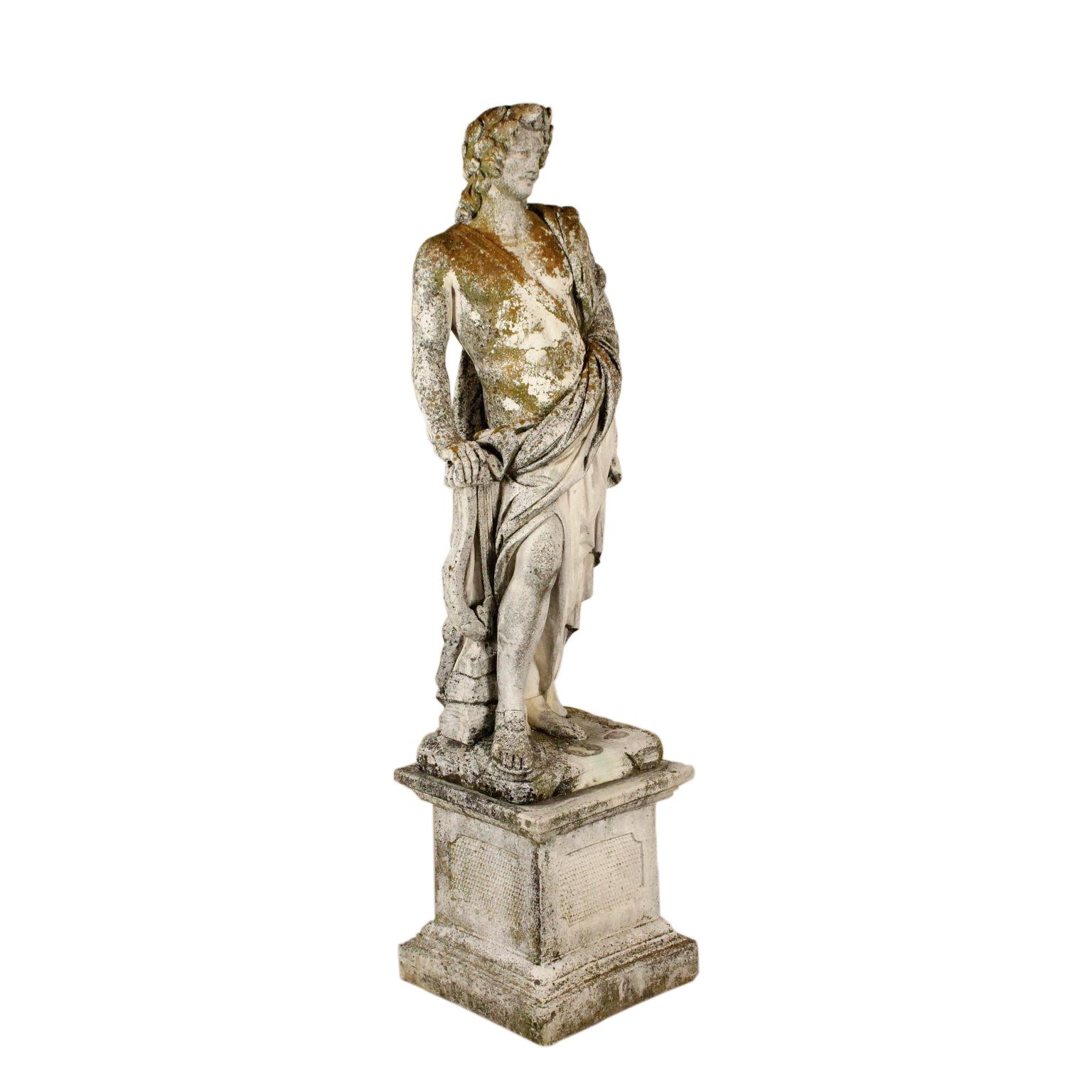 Statua imperatore romano nerone pietre e arredi giardino for Arredi e arredi